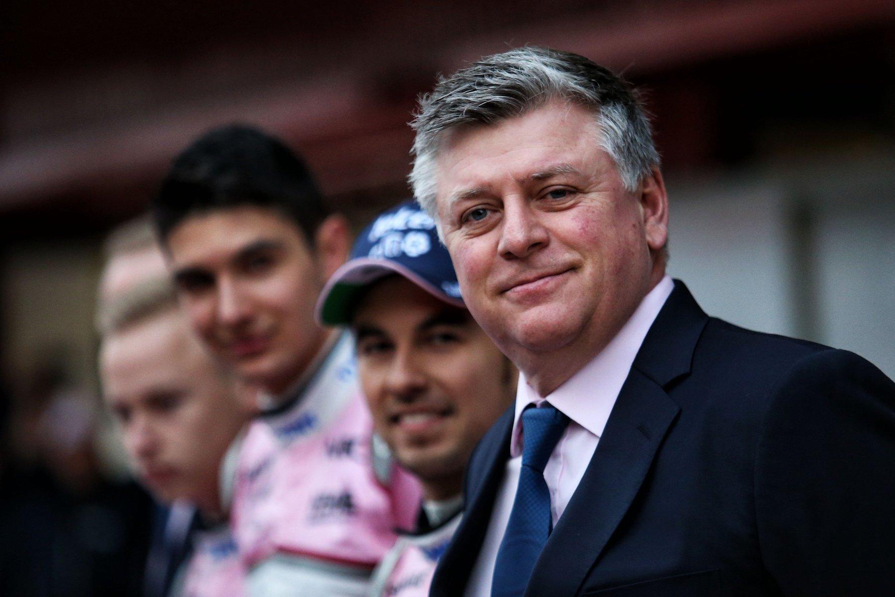 2018 Otmar Szafnauer diventa Team Principal e CEO di Racing Point Force India F1. copy 2.jpeg