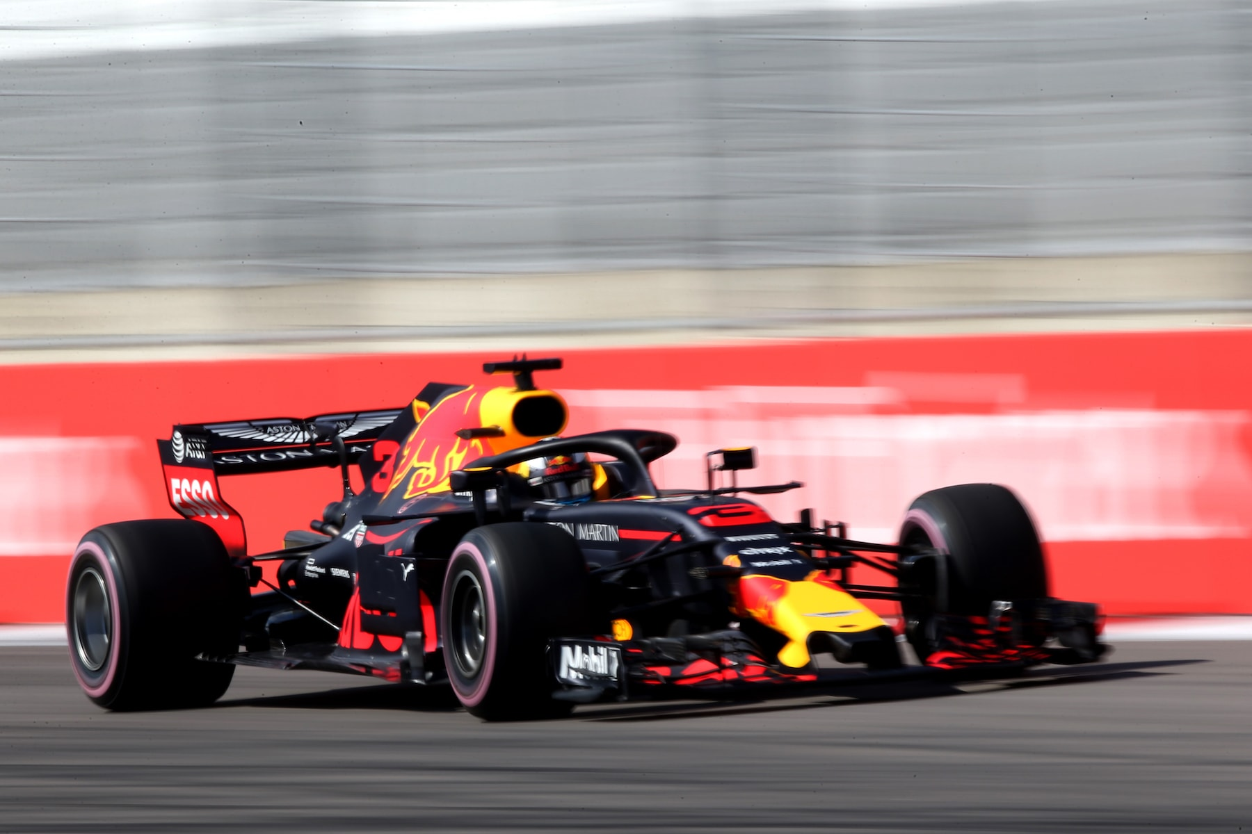 2018 Daniel Ricciardo | Red Bull RB14 | 2018 Russian GP Q1 1 Photo by Charles Coates copy.jpg