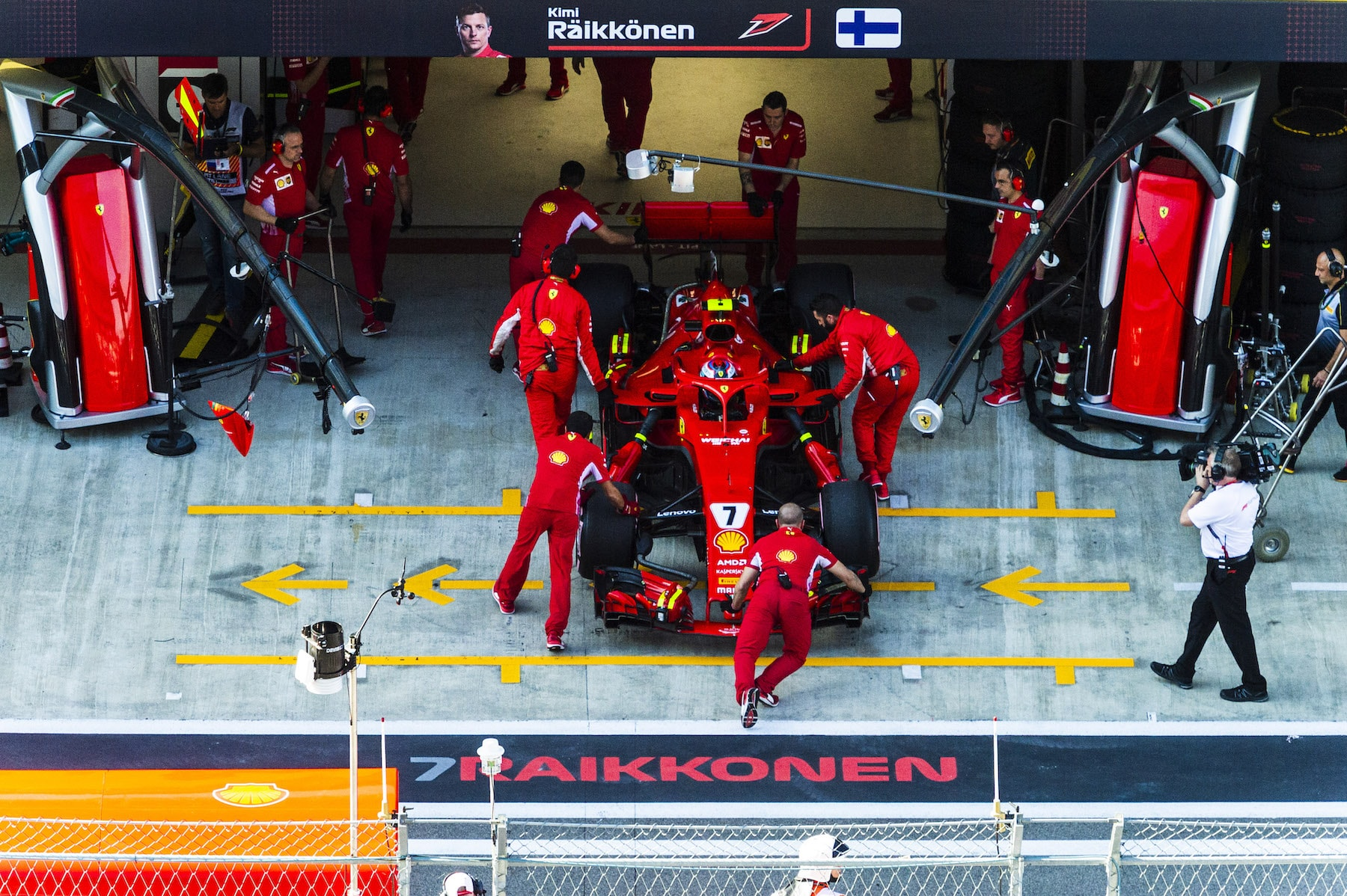 2018 Kimi Raikkonen | Ferrari SF71H | 2018 Russian GP Q3 2 copy.jpg