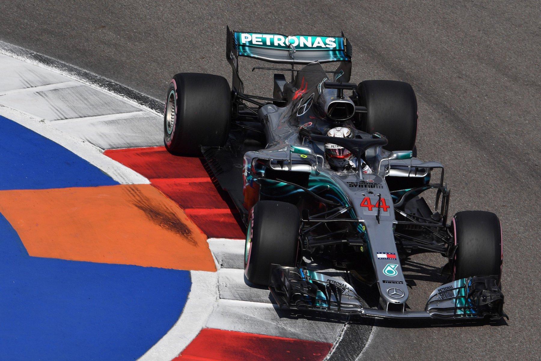 2018 Lewis Hamilton | Mercedes W09 | 2018 Russian GP FP3 6 copy.jpg