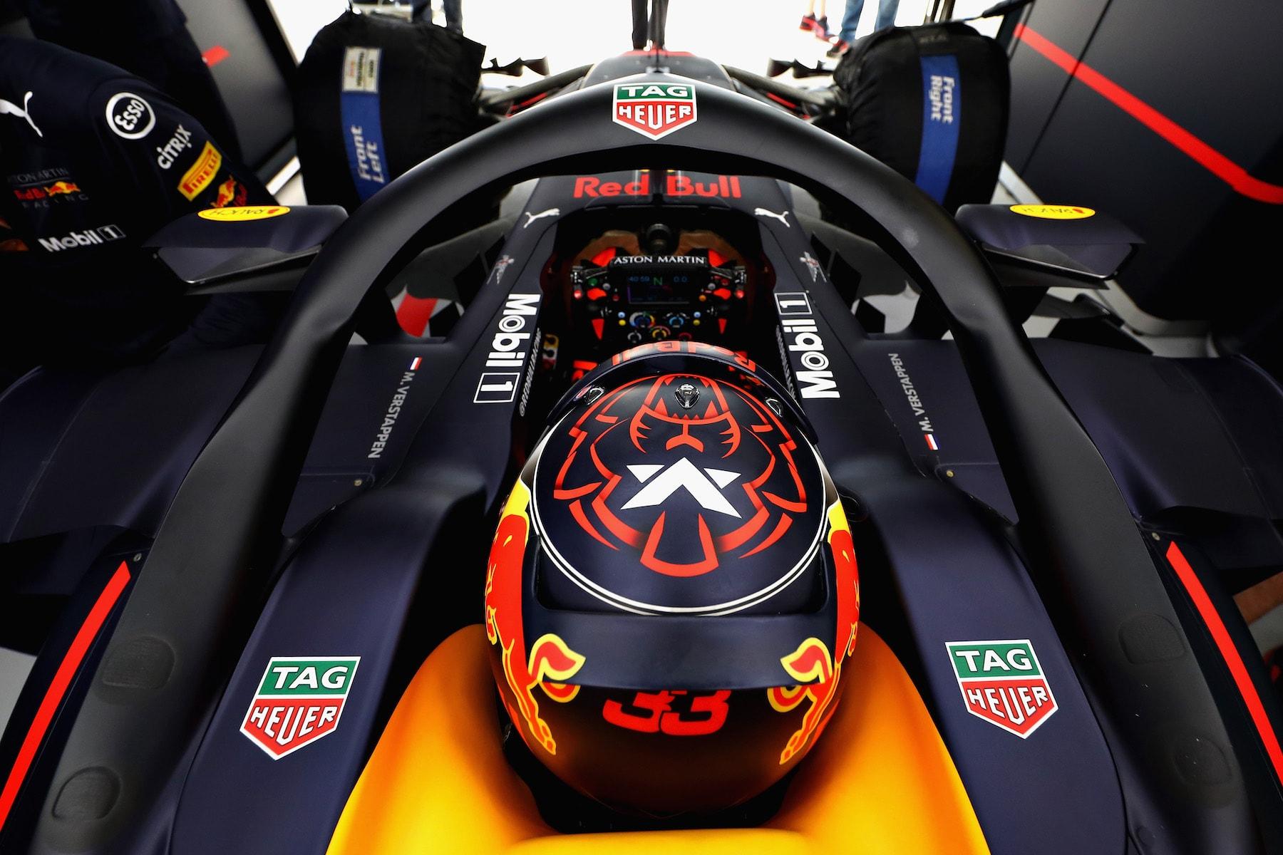 2018 Max Verstappen | Red Bull RB14 | 2018 Russian GP 1 Photo by Mark Thompson copy.jpg