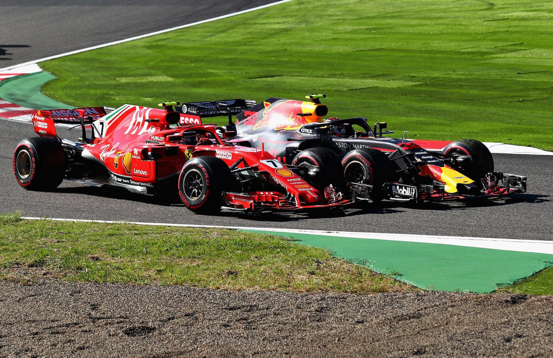 F 2018 Kimi Raikkonen and Max Verstappen | 2018 Japanese GP 1 copy.jpg