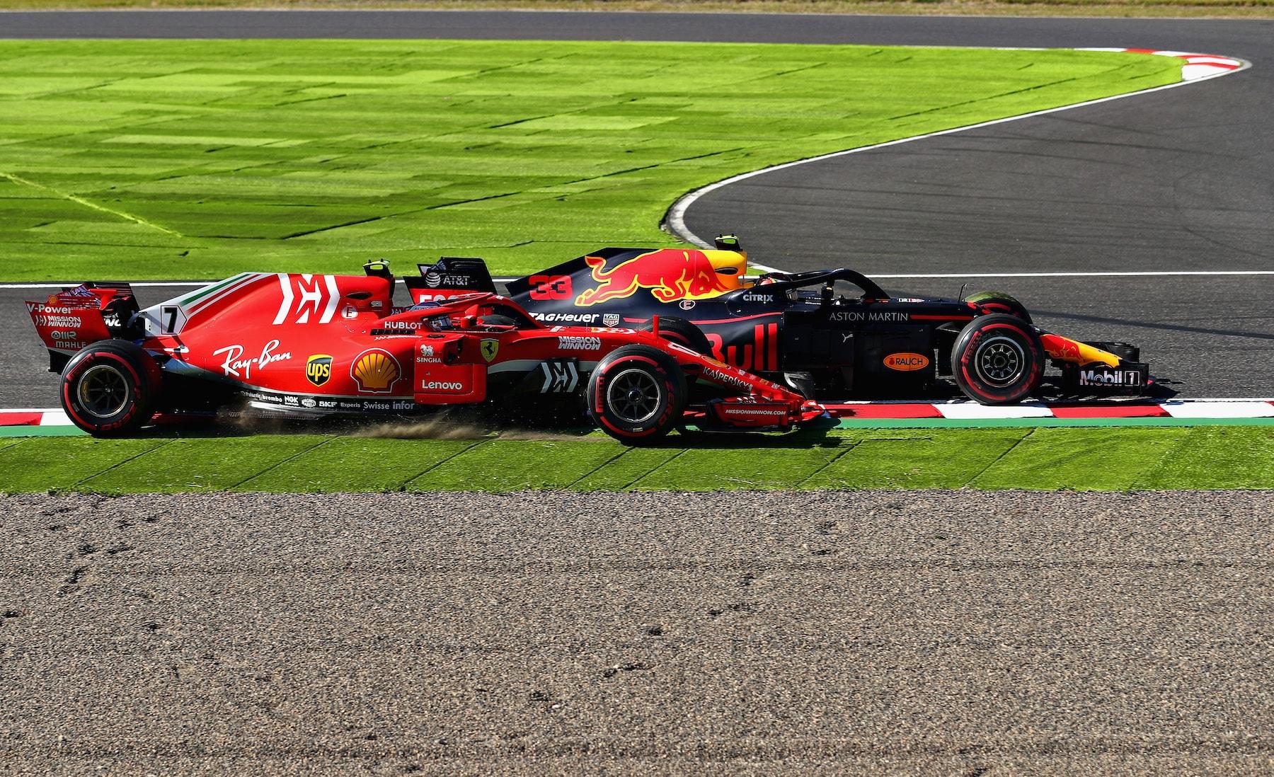 F 2018 Kimi Raikkonen and Max Verstappen | 2018 Japanese GP 2 copy.jpg