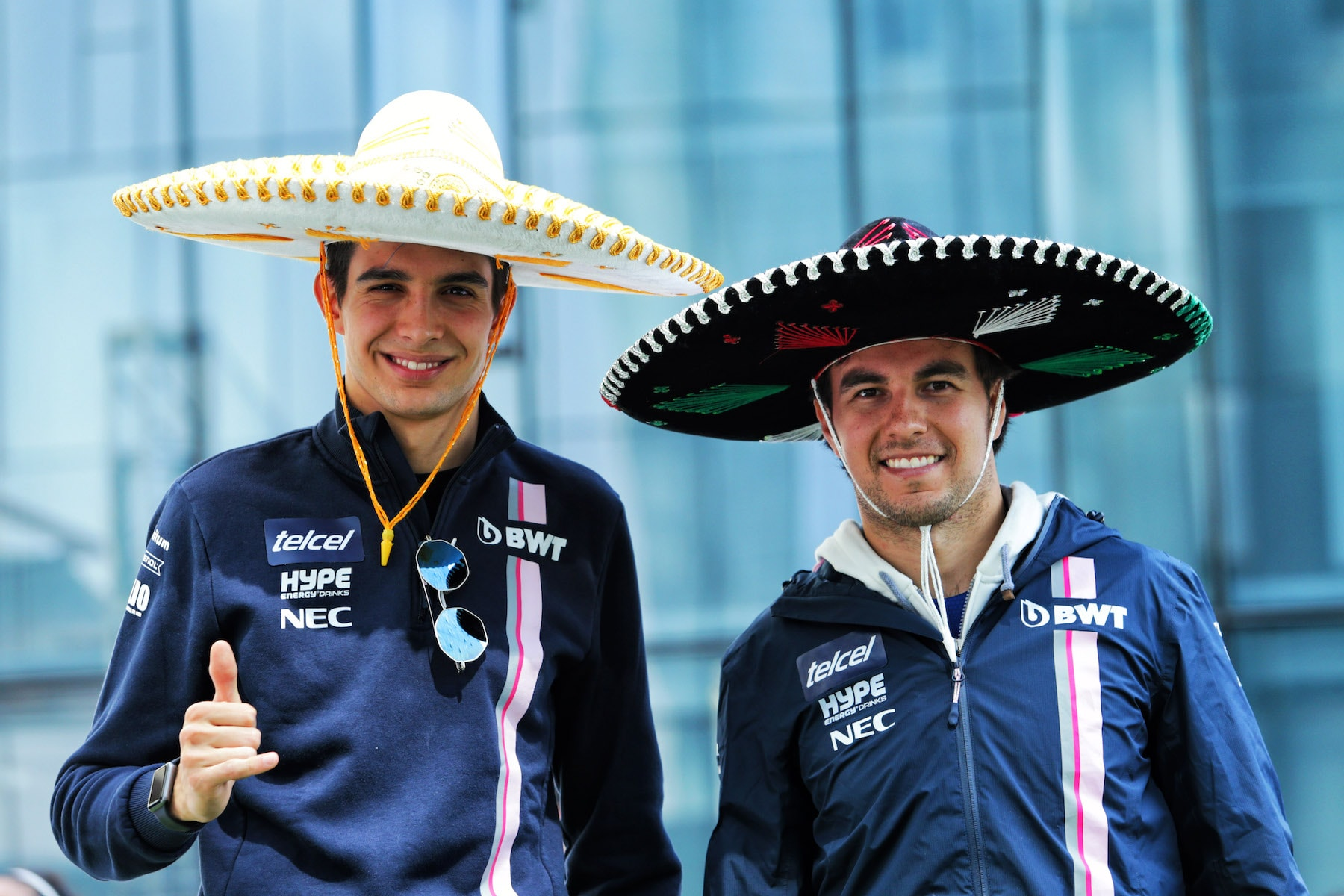 2018 Force India drivers | 2018 Mexico GP 1 copy.jpg