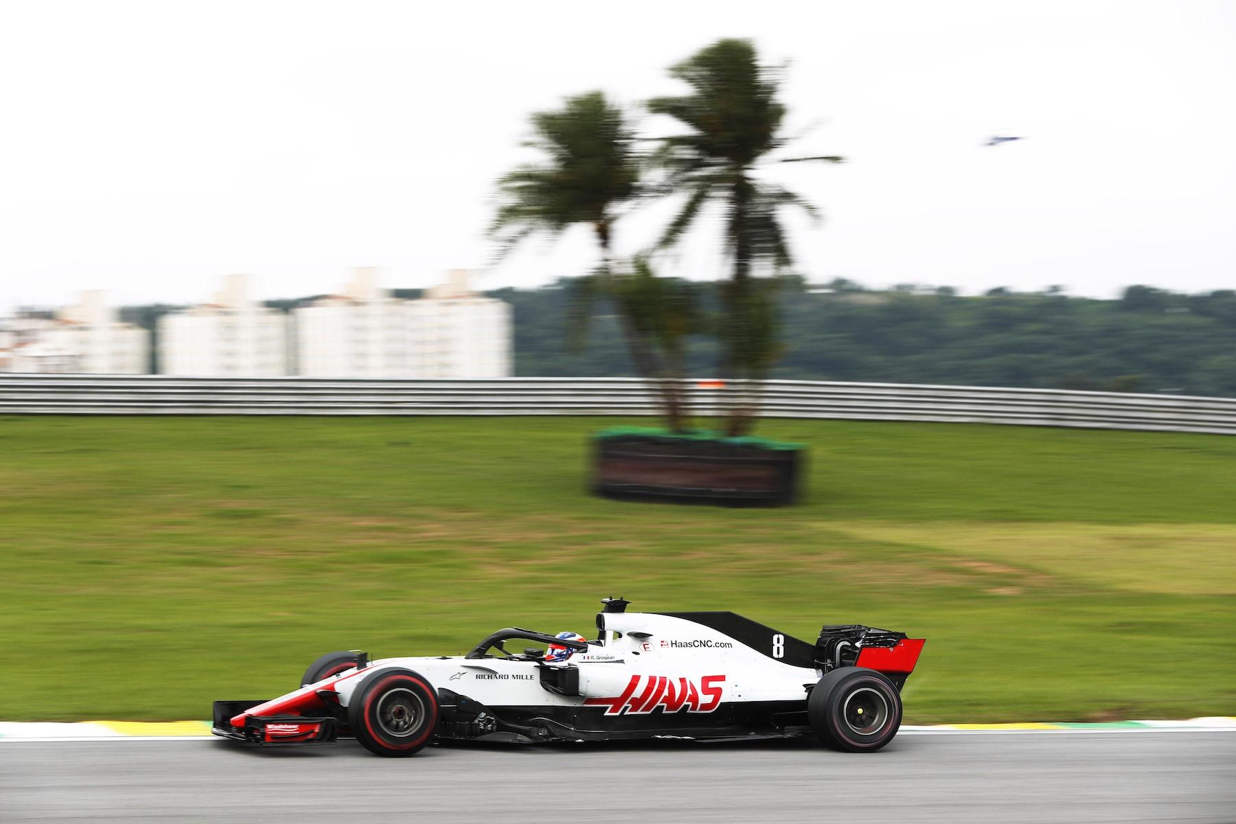 H 2018 Romain Grosjean | Haas VF18 | 2018 Brazilian GP 1 copy.jpg