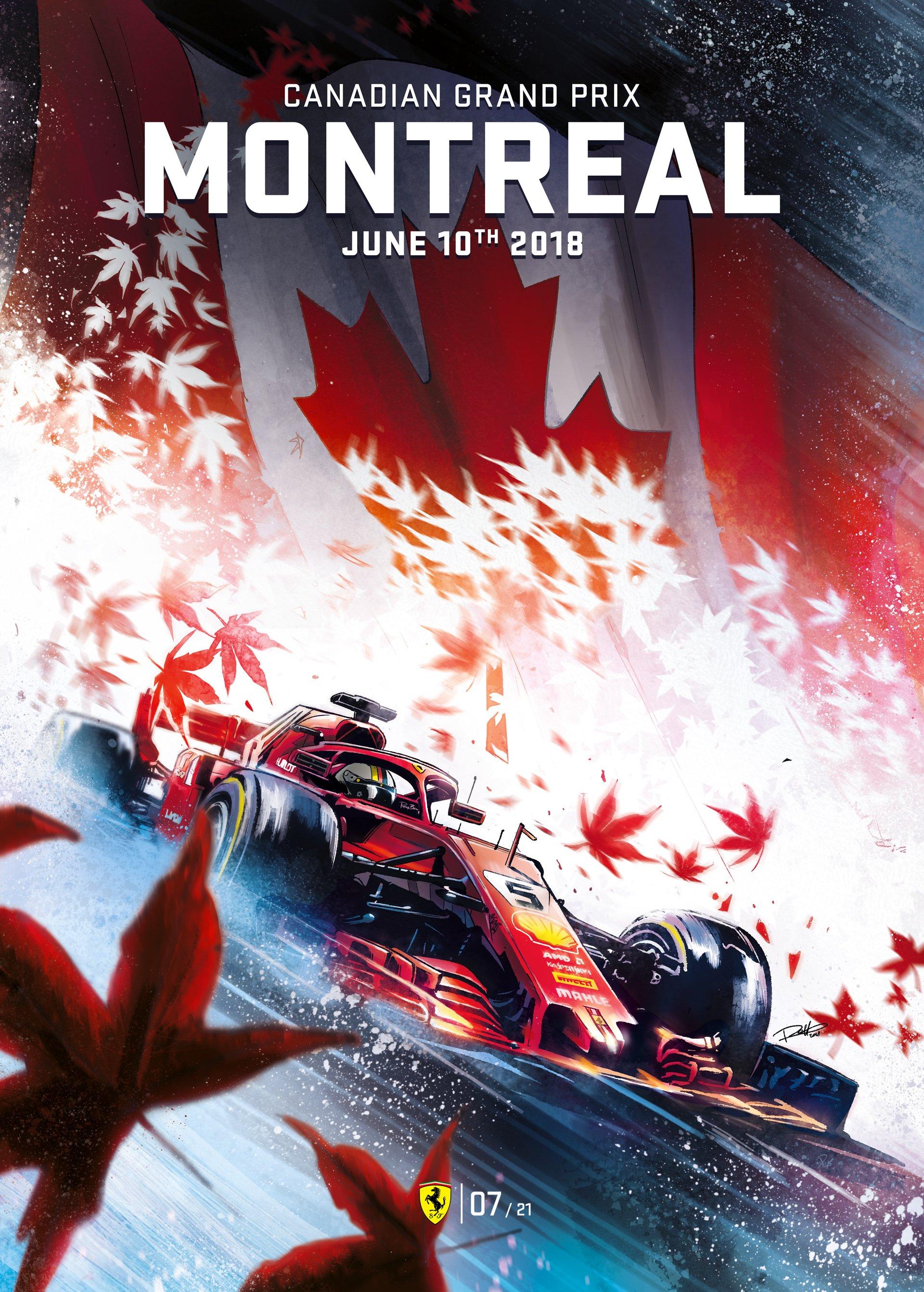 2018 Canadian Grand Prix