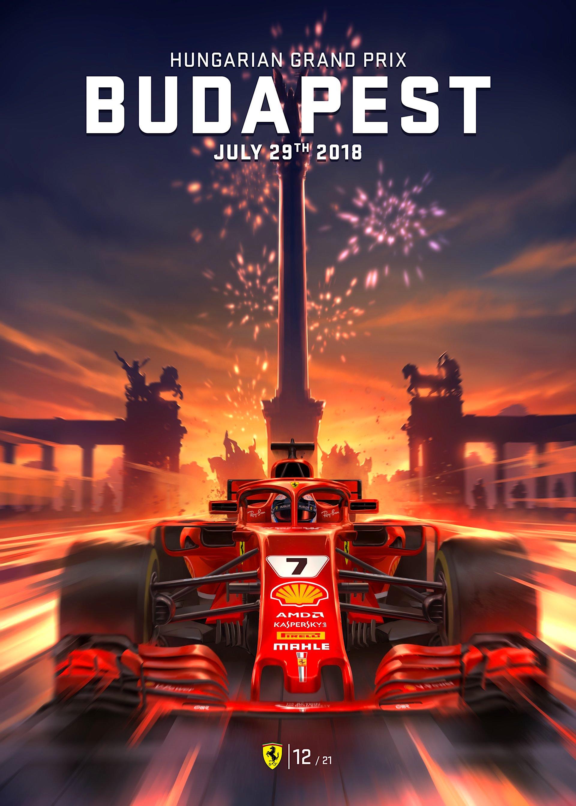 2018 Hungarian Grand Prix