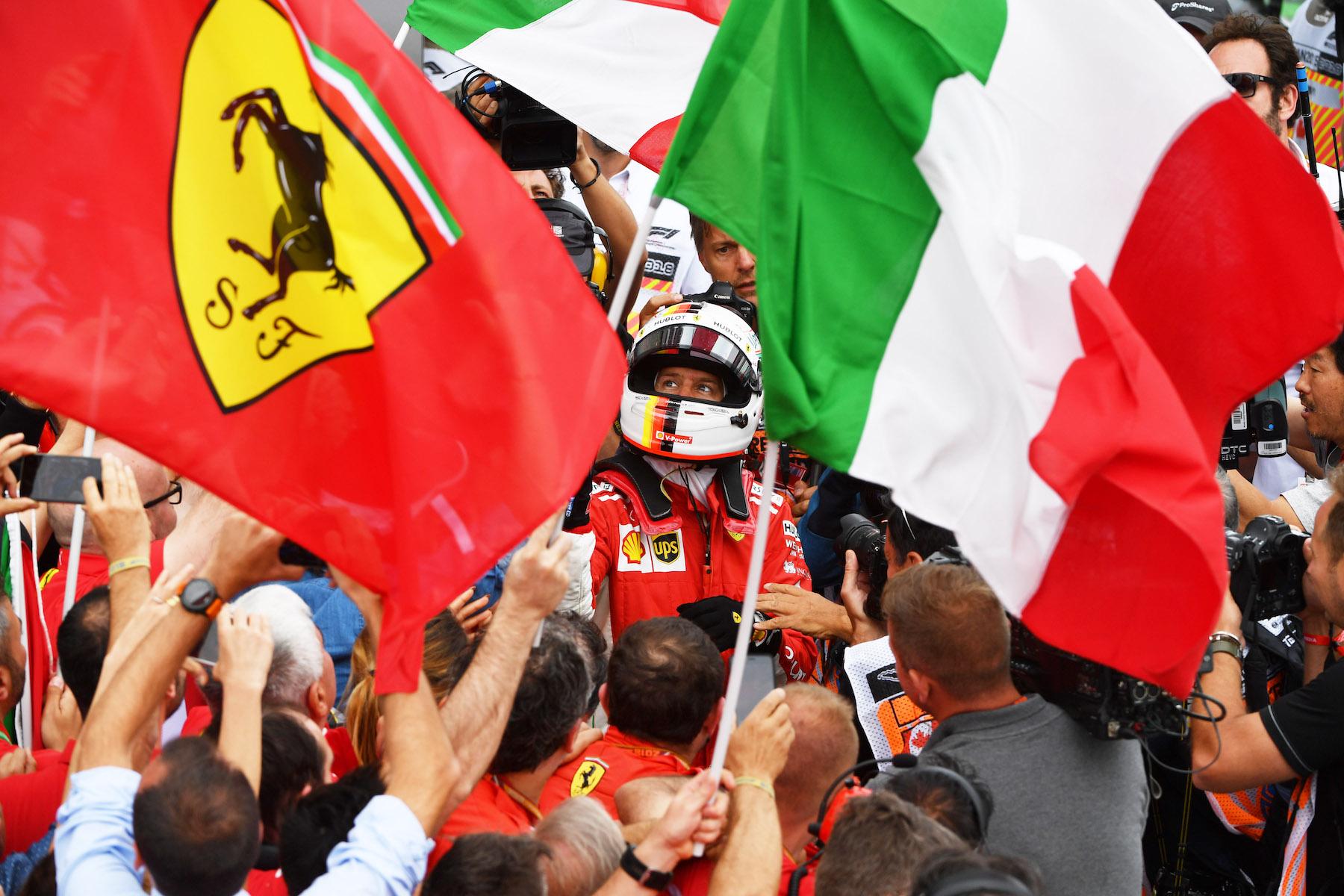 6 - Sebastian Vettel at Montreal