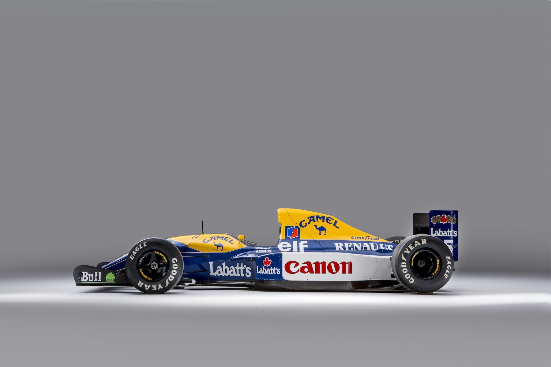 1992 Williams FW14B at Bonhams 2019 FoS 1 copy.jpg
