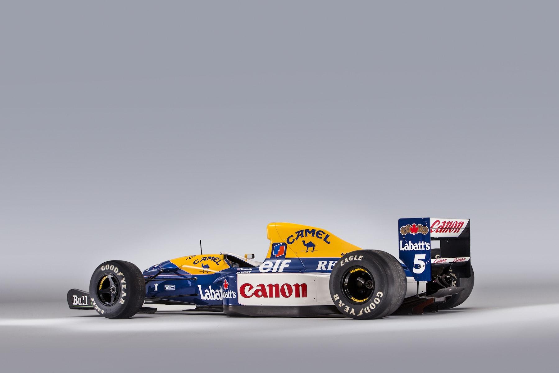 1992 Williams FW14B at Bonhams 2019 FoS 4 copy.jpg