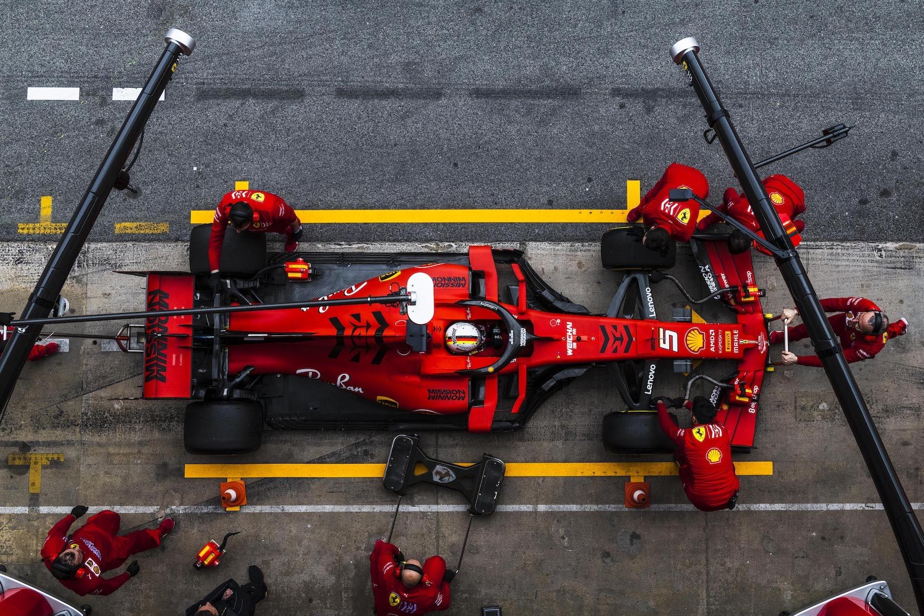 2019 Sebastian Vettel   Ferrari SF90   2019 Barcelona T1 D3 1 copy.jpg