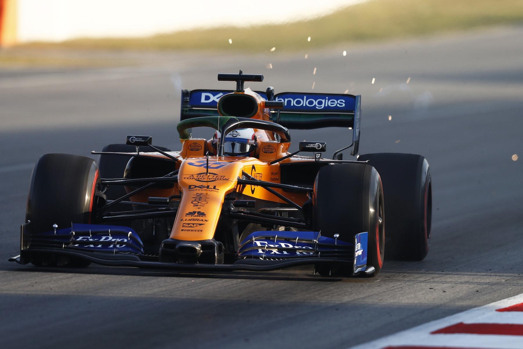2019 Carlos Sainz | McLaren MCL34 | 2019 Barcelona T2 D4 1.jpg