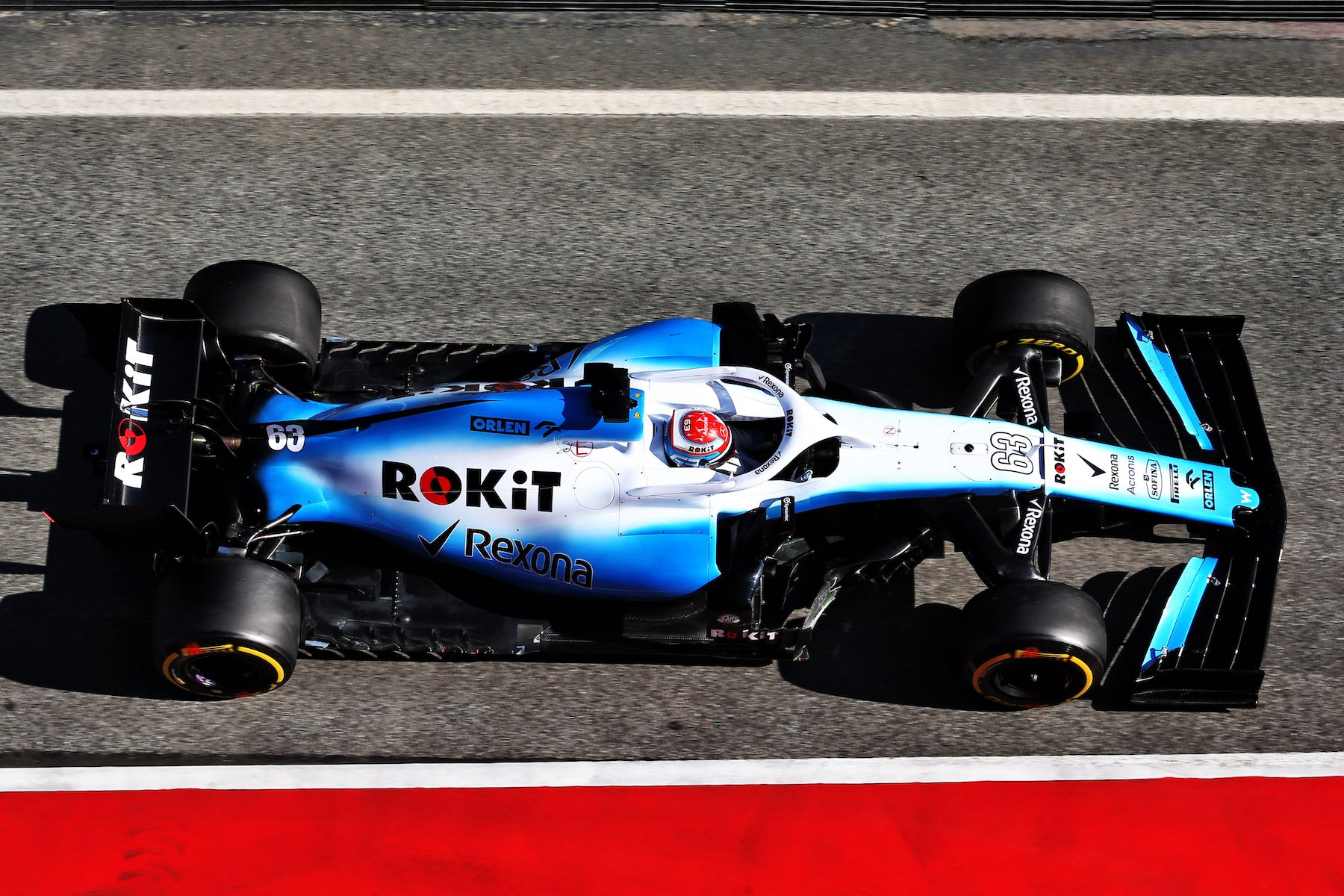 2019 George Russell | Williams FW42 | 2019 Barcelona T2 D1 1.jpg