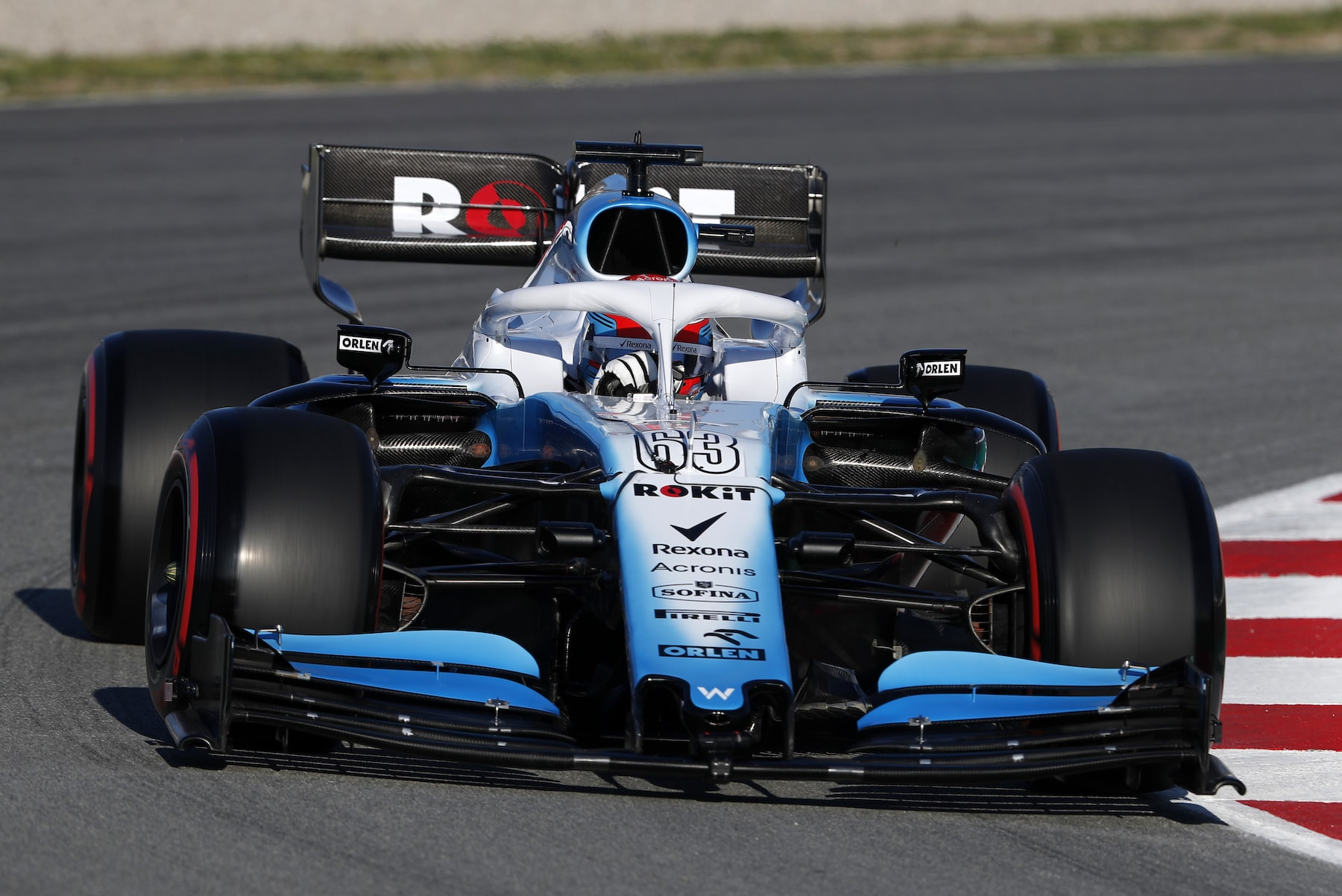 2019 George Russell | Williams FW42 | 2019 Barcelona T2 D1 2.jpg