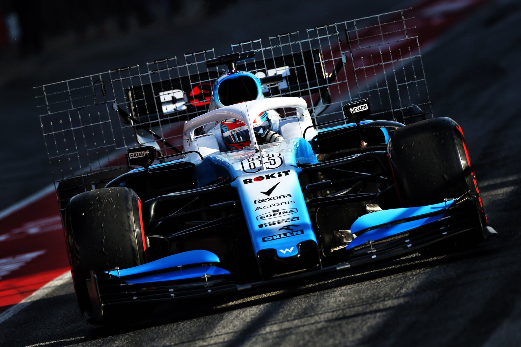2019 George Russell | Williams FW42 | 2019 Barcelona T2 D3 1.jpg