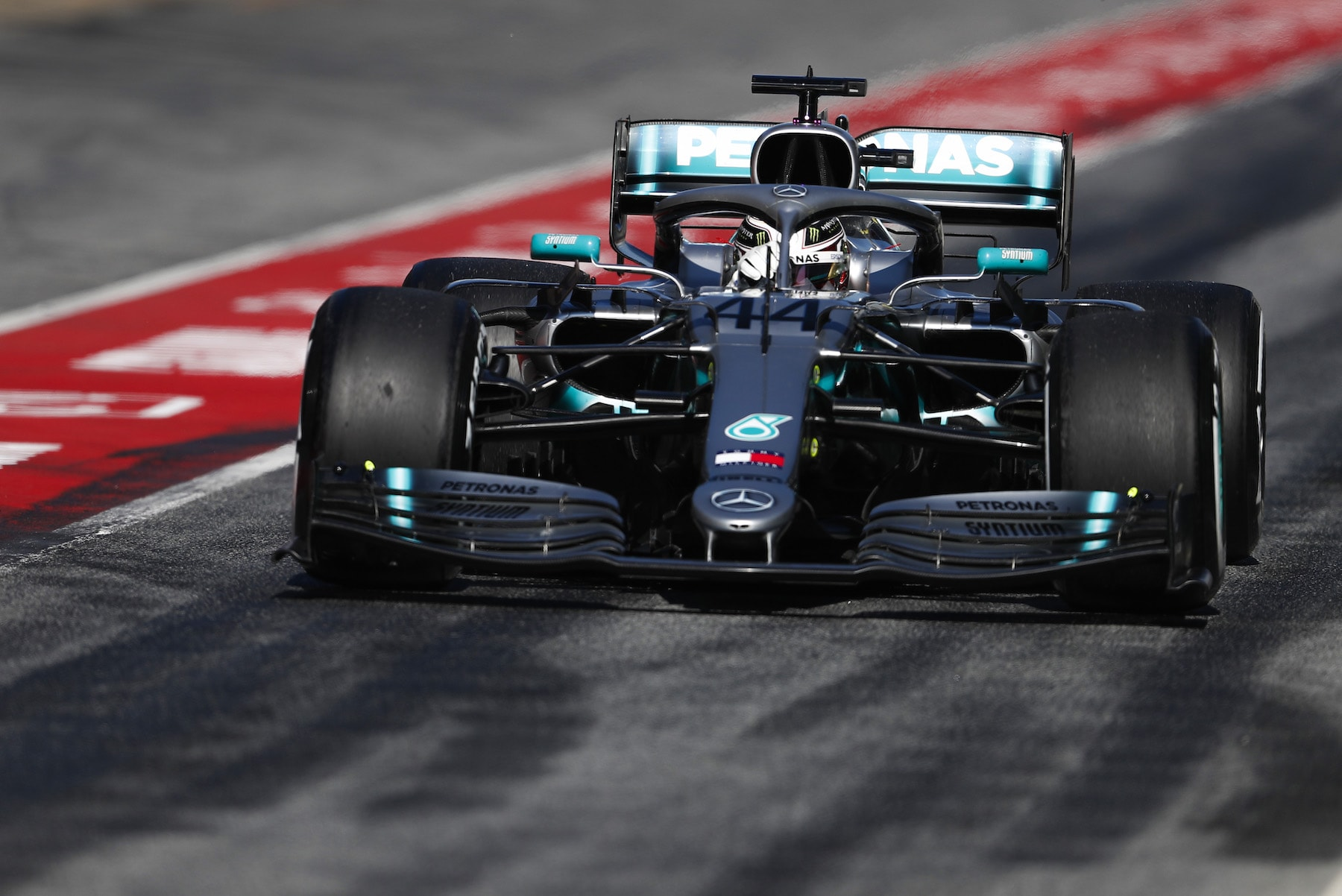 2019 Lewis Hamilton | Mercedes W10 | 2019 Barcelona T2 D4 1.jpg