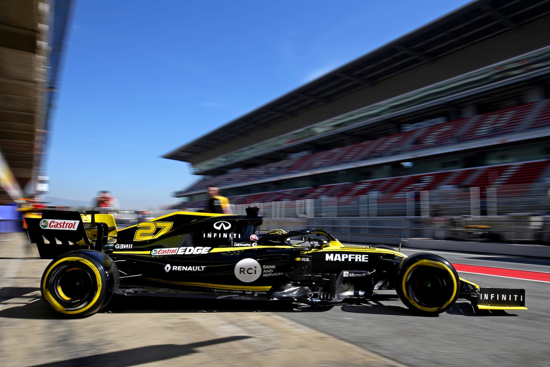 2019 Nico Hulkenberg | Renault RS19 | 2019 Barcelona T2 D4 2.jpg