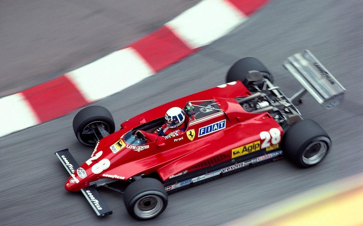 1982 Didier Pironi | Ferrari 126C2 | 1982 Monaco GP 1a copy.jpg