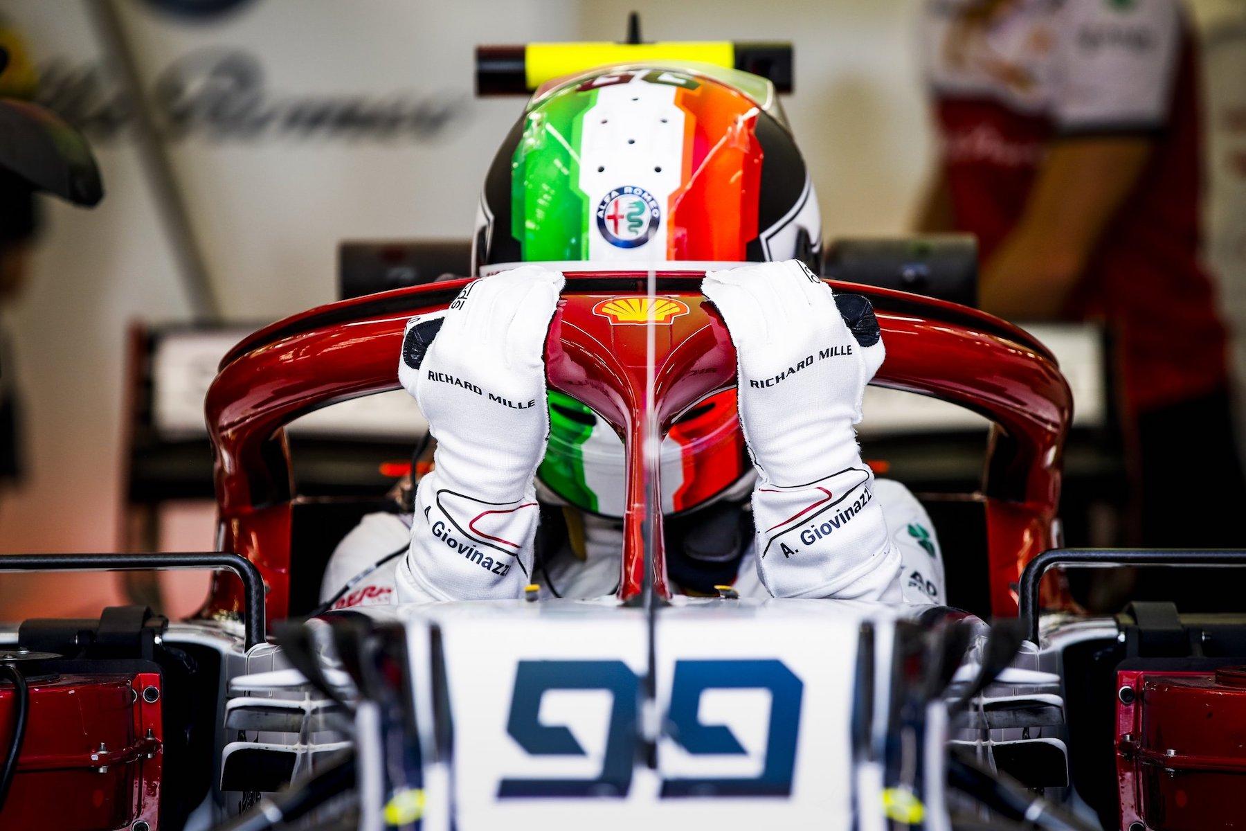 1 2019 Antonio Giovinazzi | Alfa Romeo C38 | 2019 Bahrain GP 2 copy.jpg