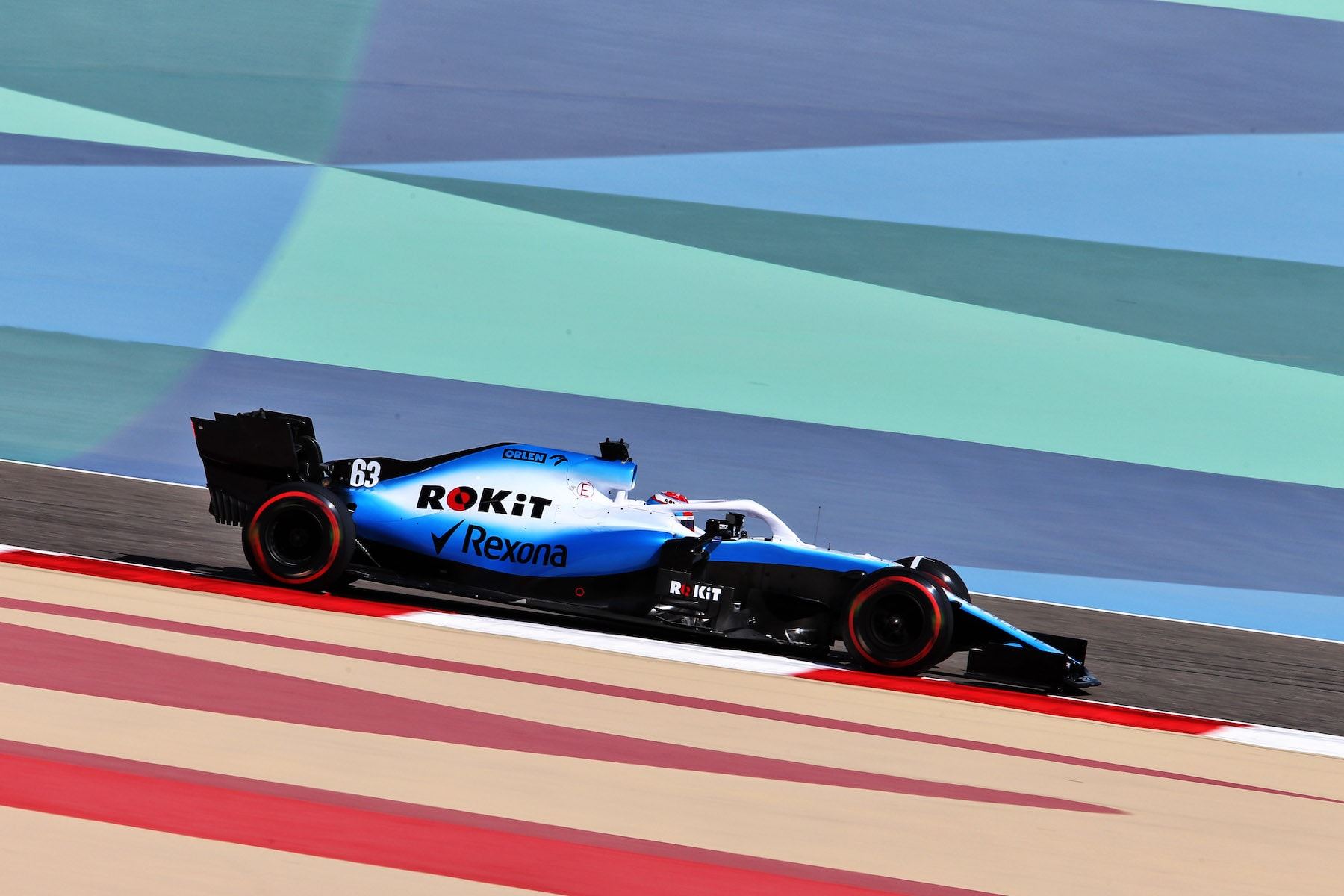 1 2019 George Russell | Williams FW42 | Bahrain GP FP1 1 copy.jpg