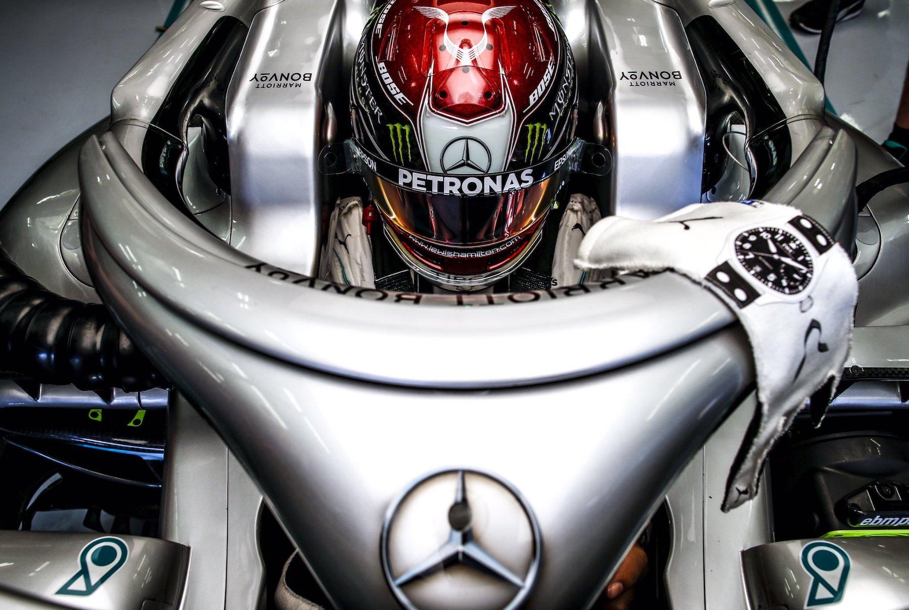 1 2019 Lewis Hamilton | Mercedes W10 | 2019 Bahrain GP FP2 1 copy.jpg