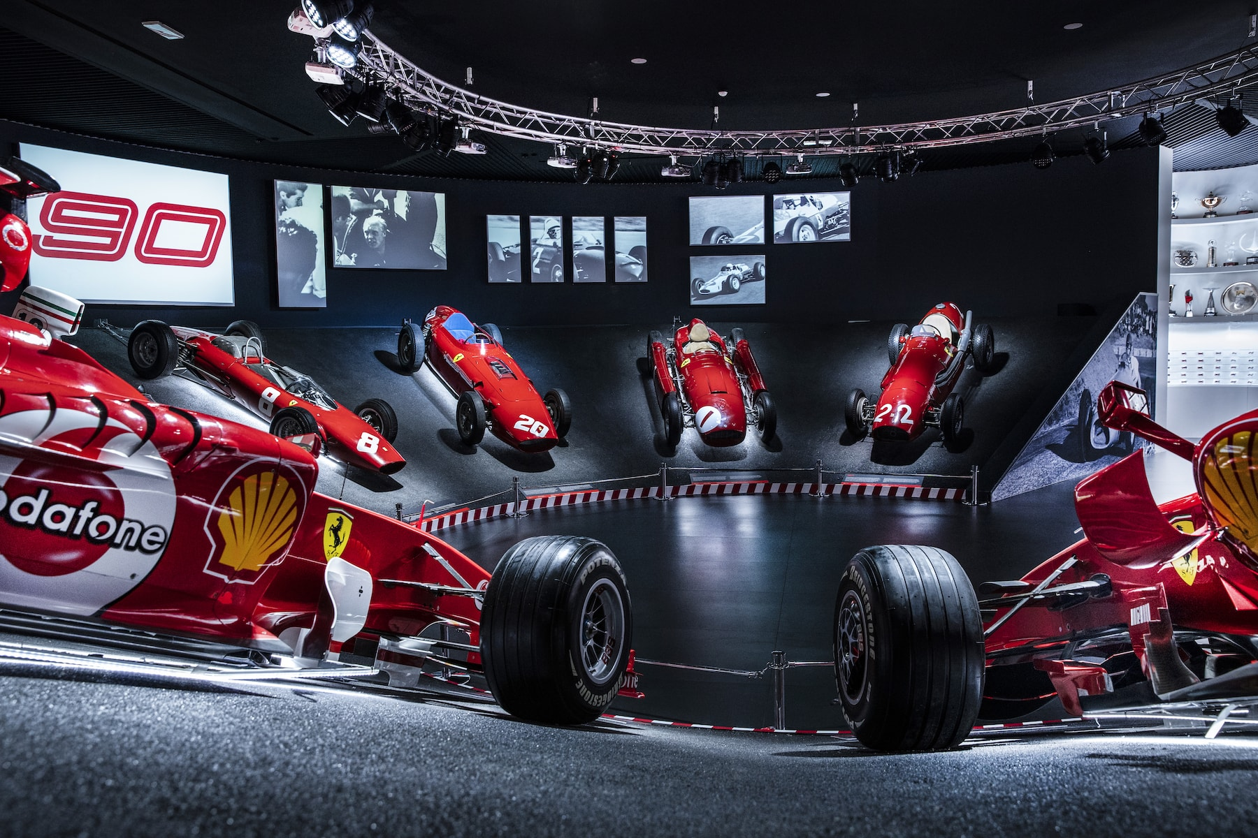 2019 Museo Ferrari 90 years exhibition 1.jpg