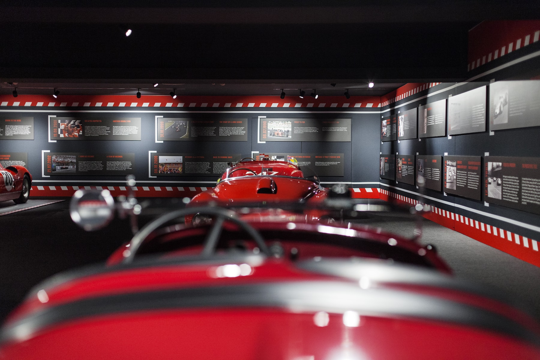 2019 Museo Ferrari 90 years exhibition 3.jpg