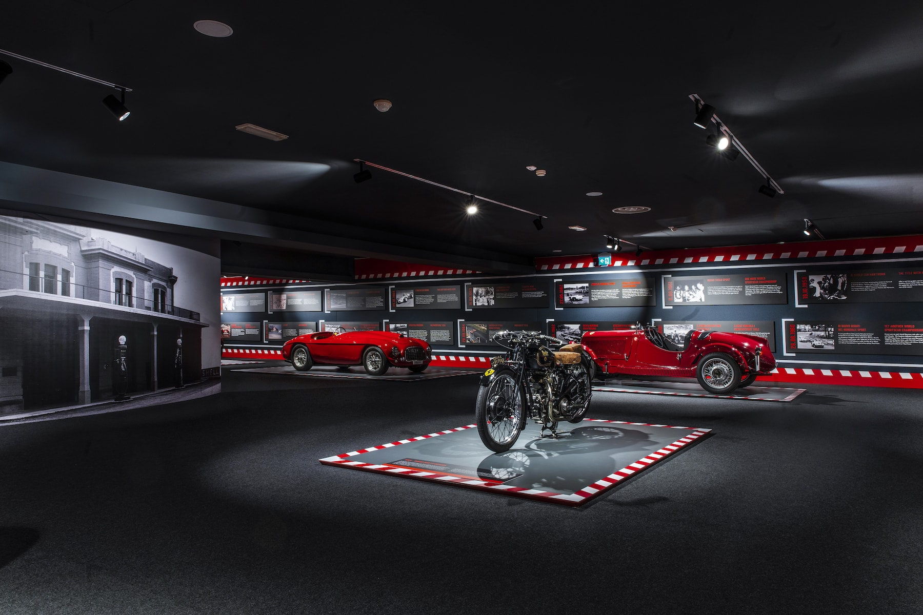 2019 Museo Ferrari 90 years exhibition 4.jpg