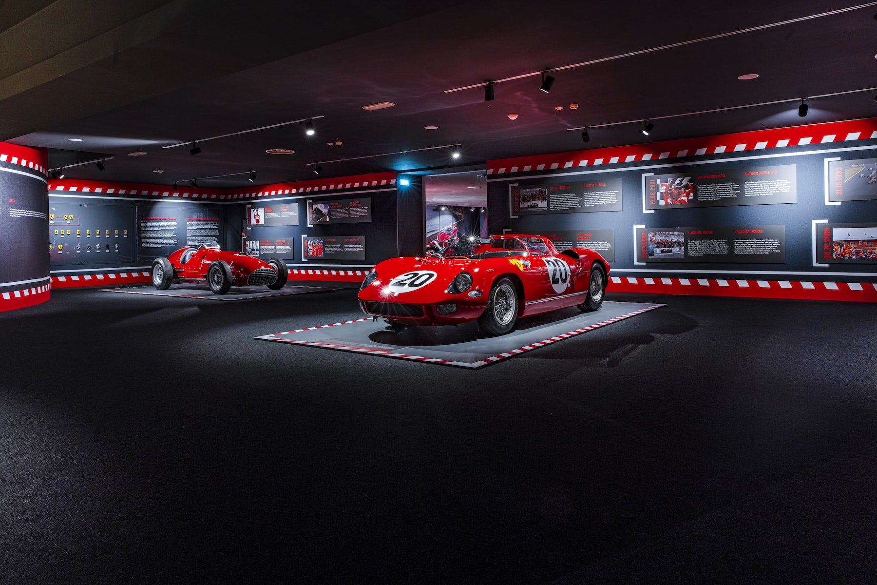 2019 Museo Ferrari 90 years exhibition 5.jpg