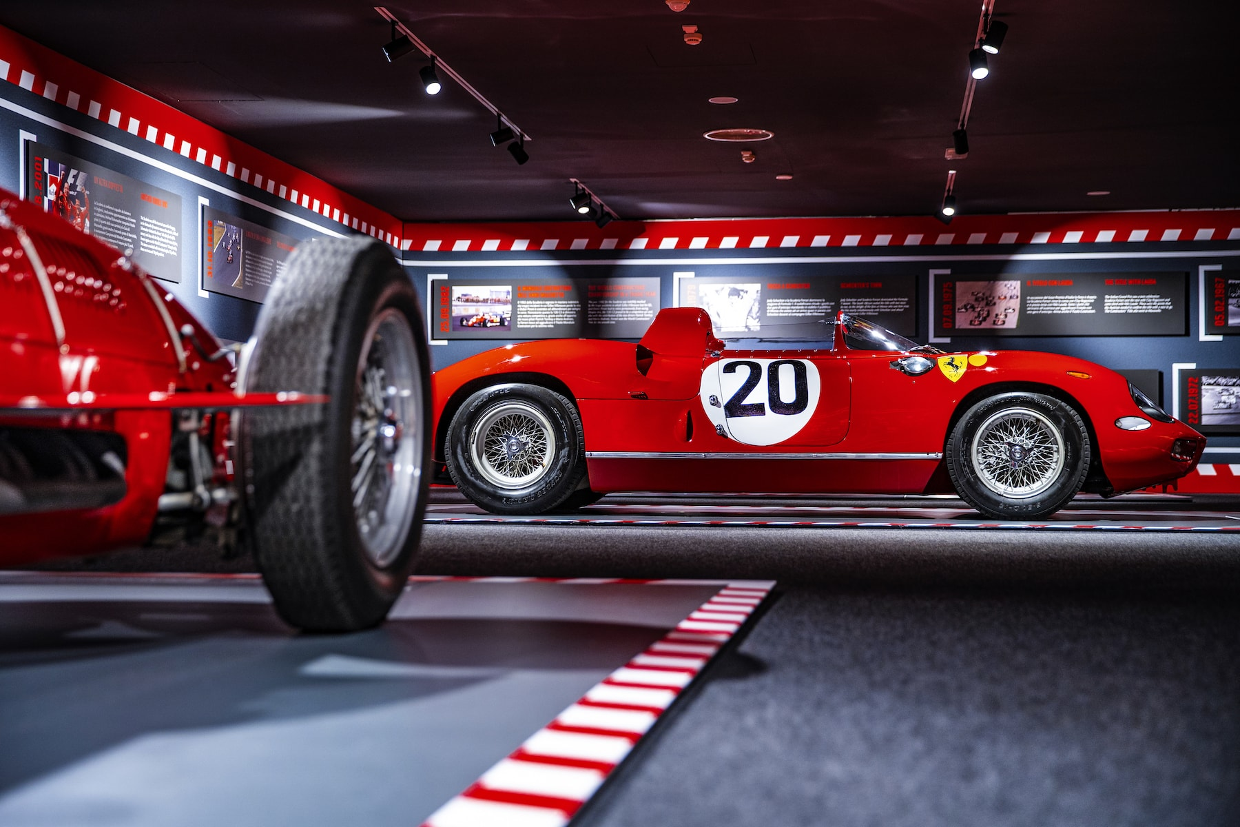 2019 Museo Ferrari 90 years exhibition 6.jpg