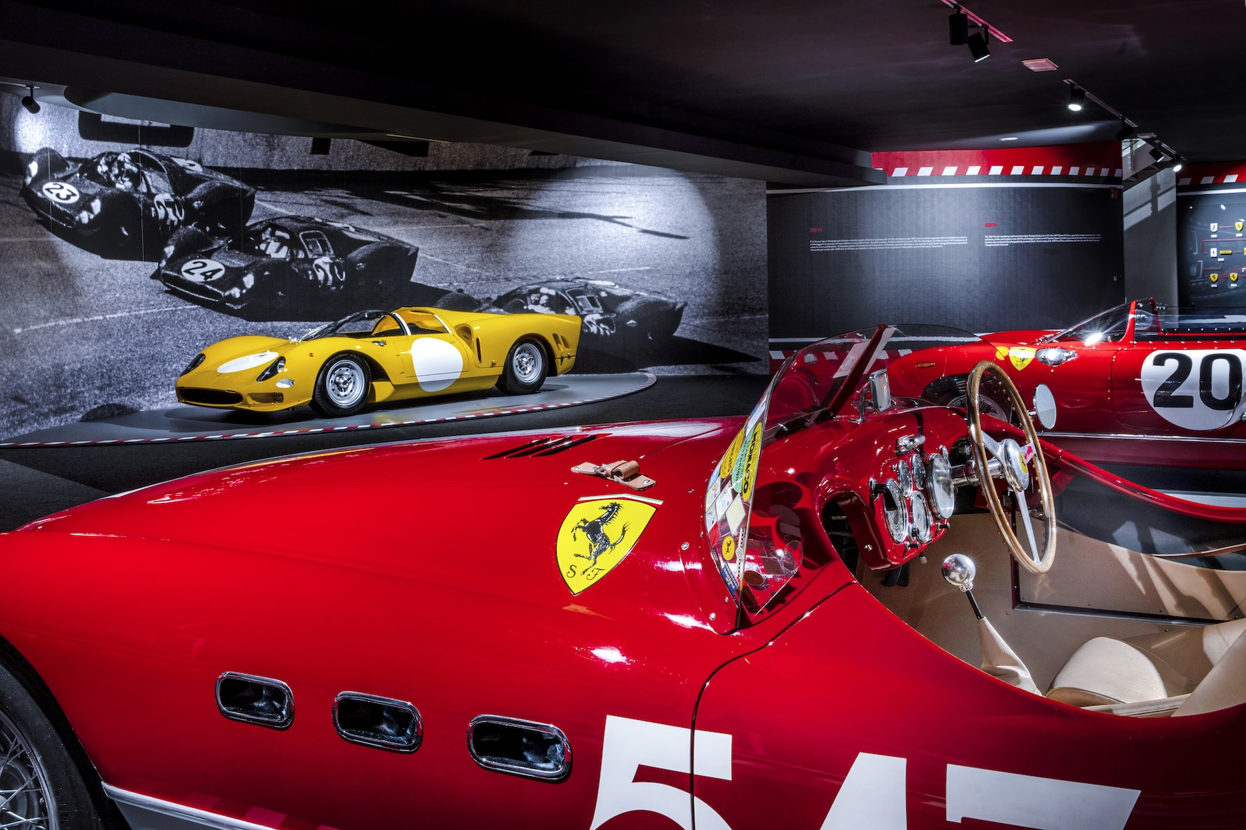 2019 Museo Ferrari 90 years exhibition 7.jpg