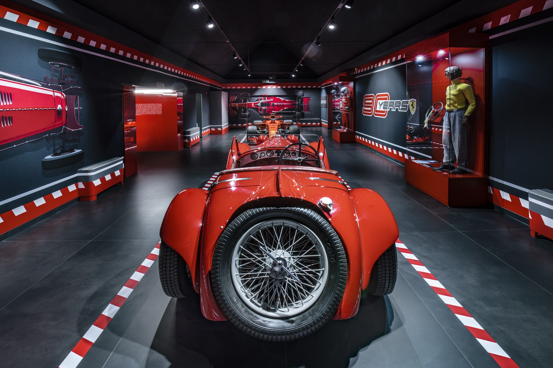 2019 Museo Ferrari 90 years exhibition 9.jpg