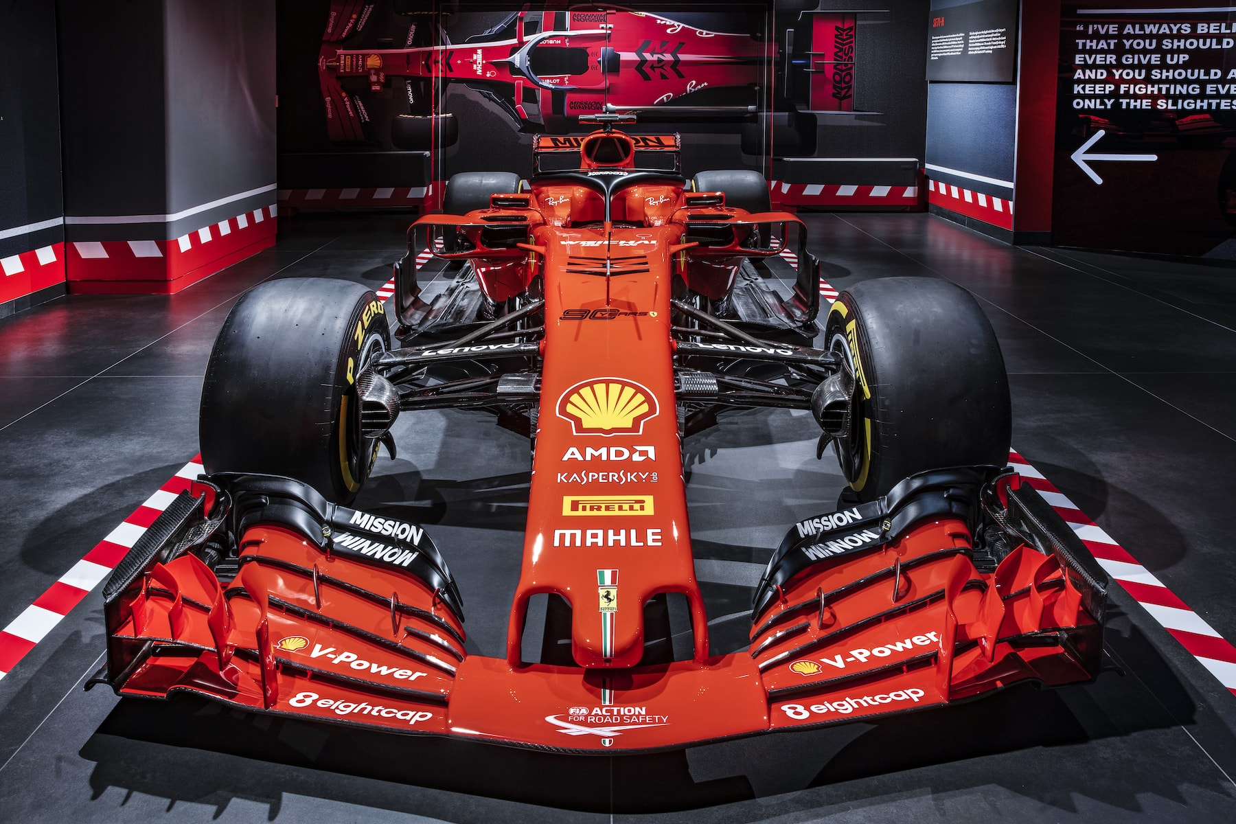2019 Museo Ferrari 90 years exhibition 10.jpg