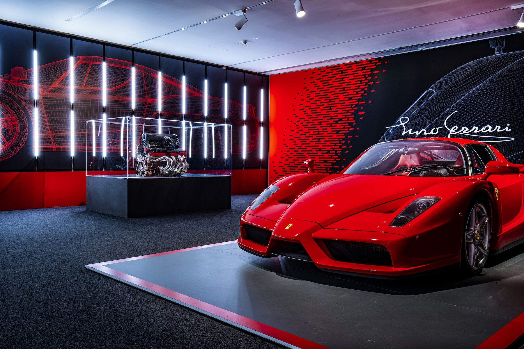 2019 Museo Ferrari 90 years exhibition 14.jpg