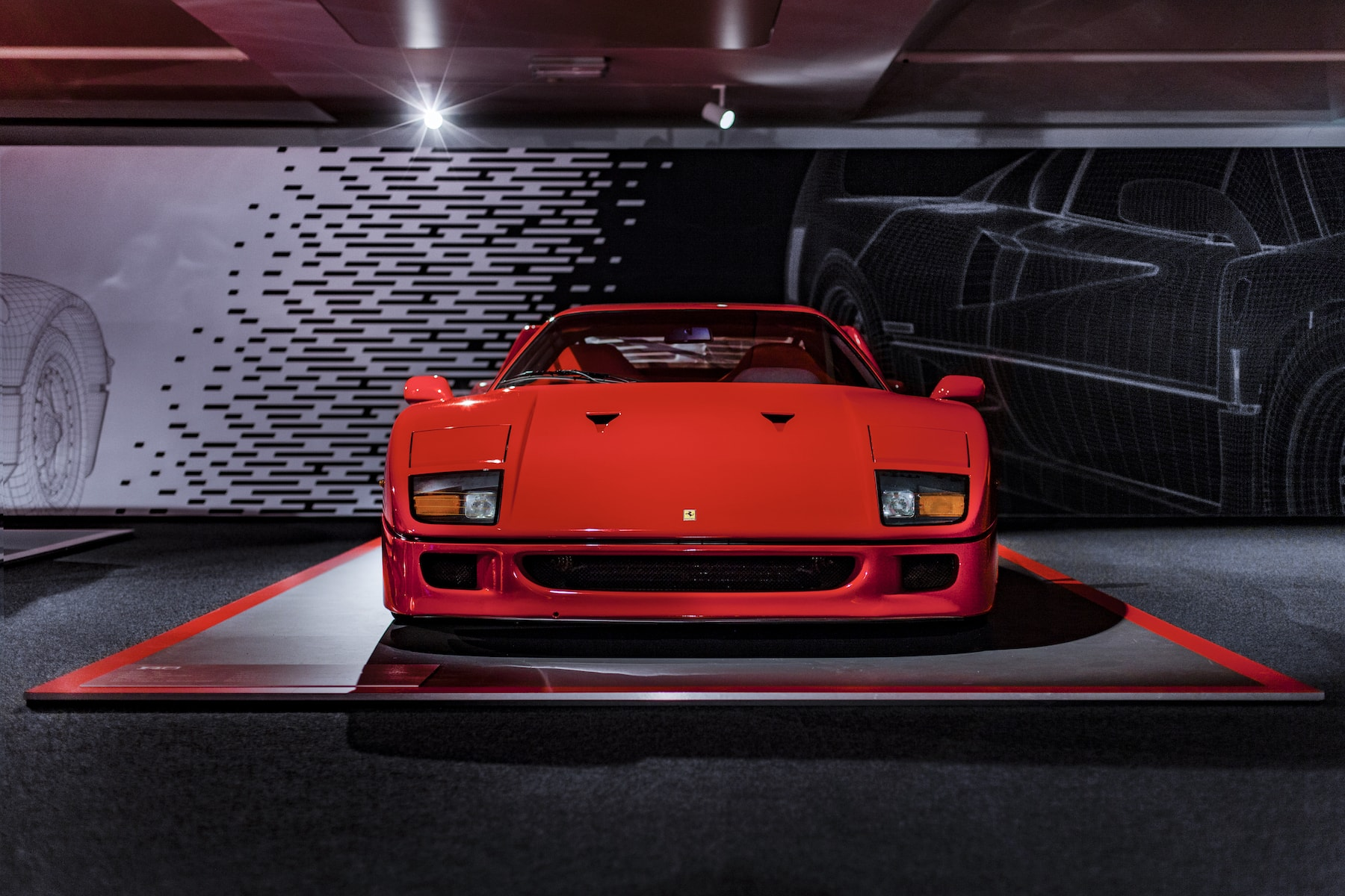 2019 Museo Ferrari 90 years exhibition 15.jpg
