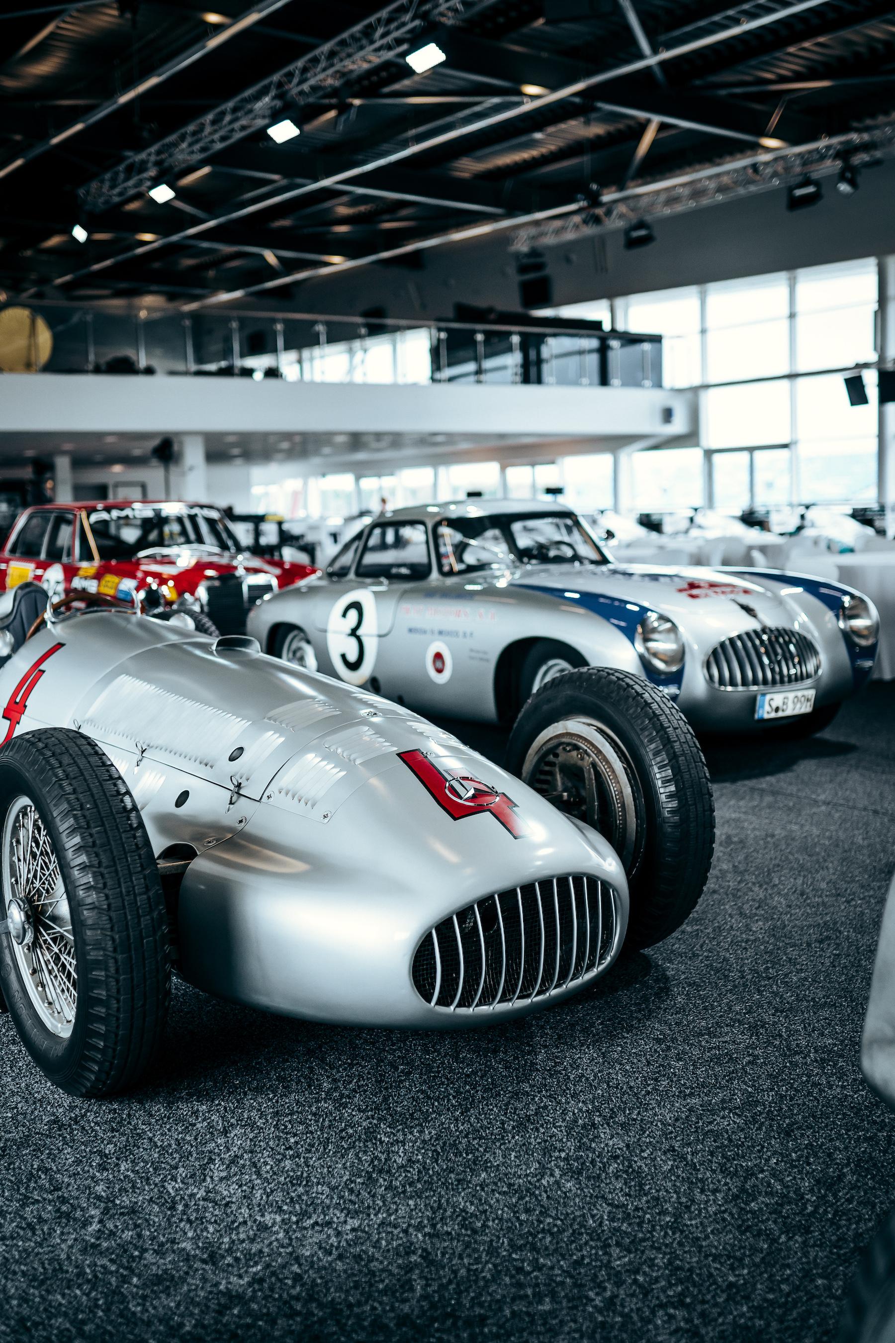 2019 Mercedes 125 years in Motorsports celebration | 2019 Silverstone 1.jpg