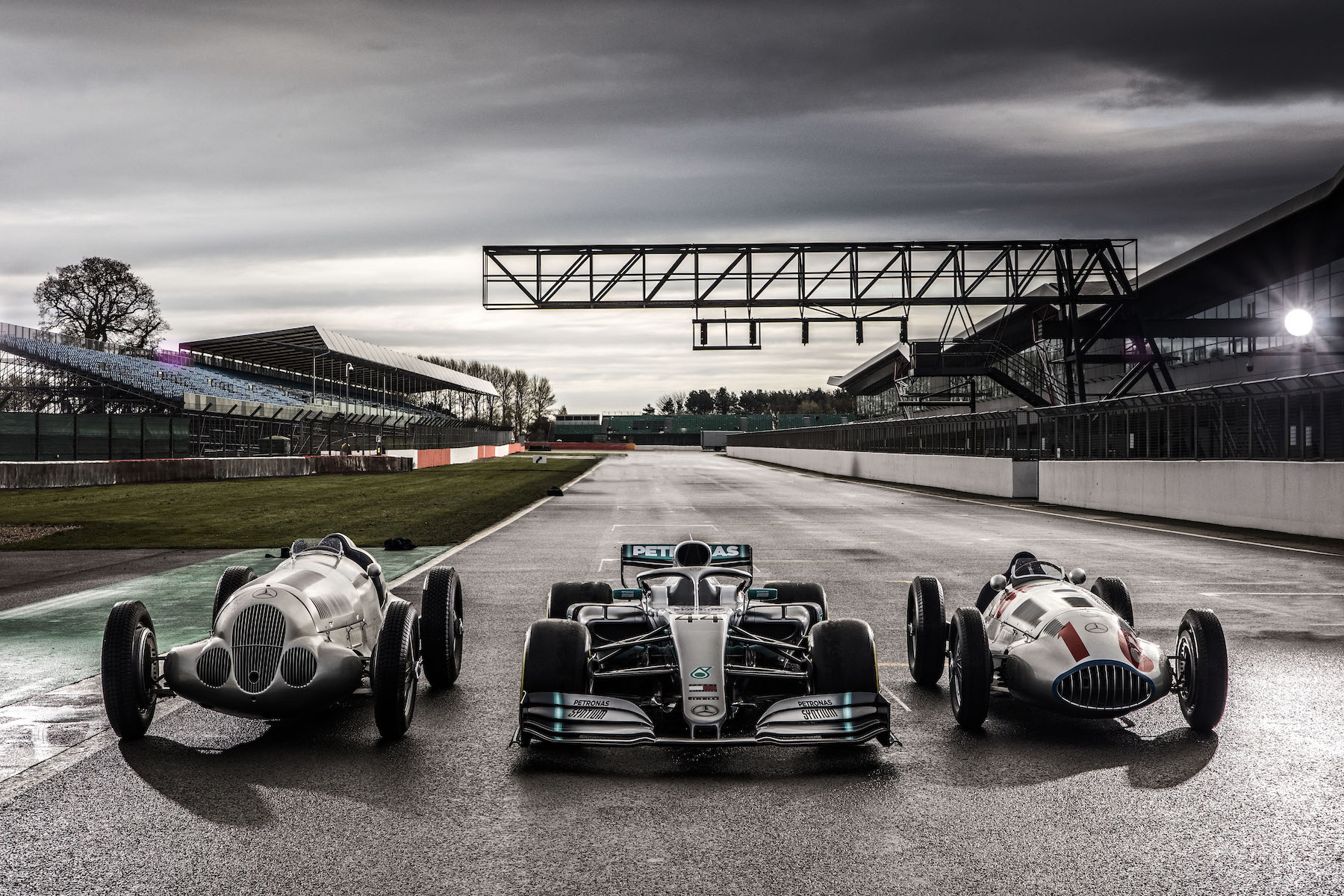 2019 Mercedes 125 years in Motorsports celebration | 2019 Silverstone 13.jpg