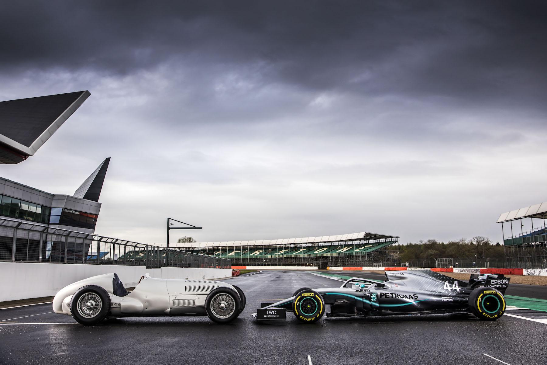 2019 Mercedes 125 years in Motorsports celebration | 2019 Silverstone 14.jpg