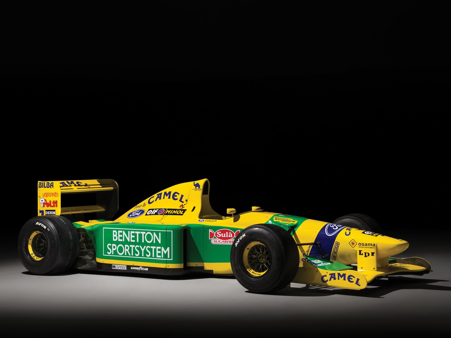 1992 Benetton B192 Website 2.jpg