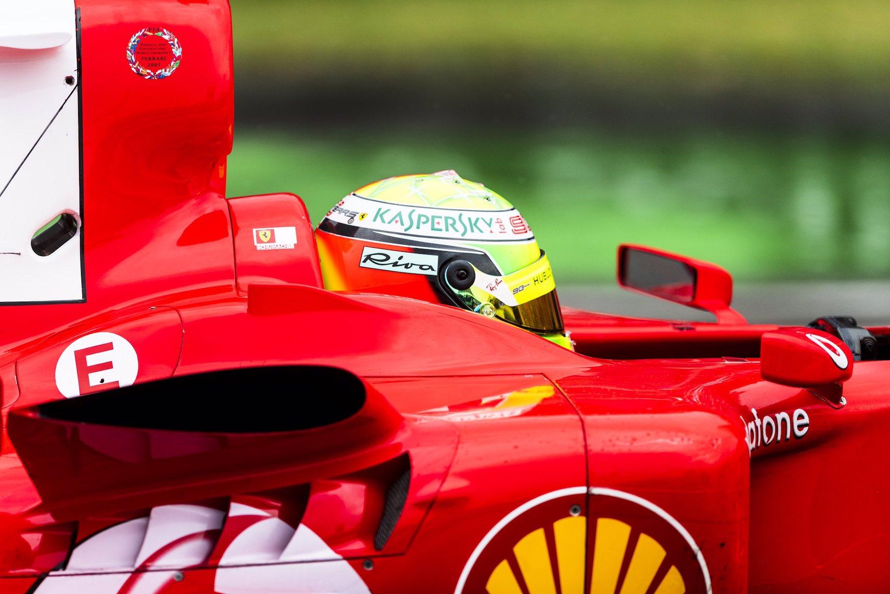 2019 Mick Schumacher | Ferrari F2004 | 2019 German GP 6 copy.jpg