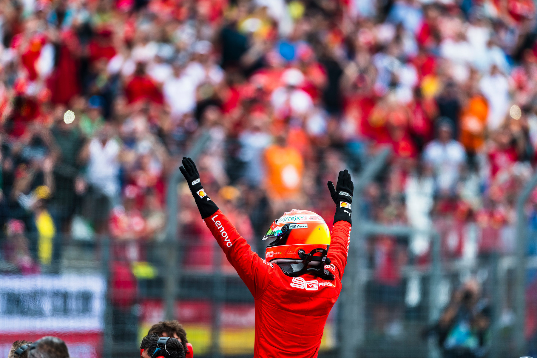 2019 Mick Schumacher | Ferrari F2004 | 2019 German GP 10 copy.jpg