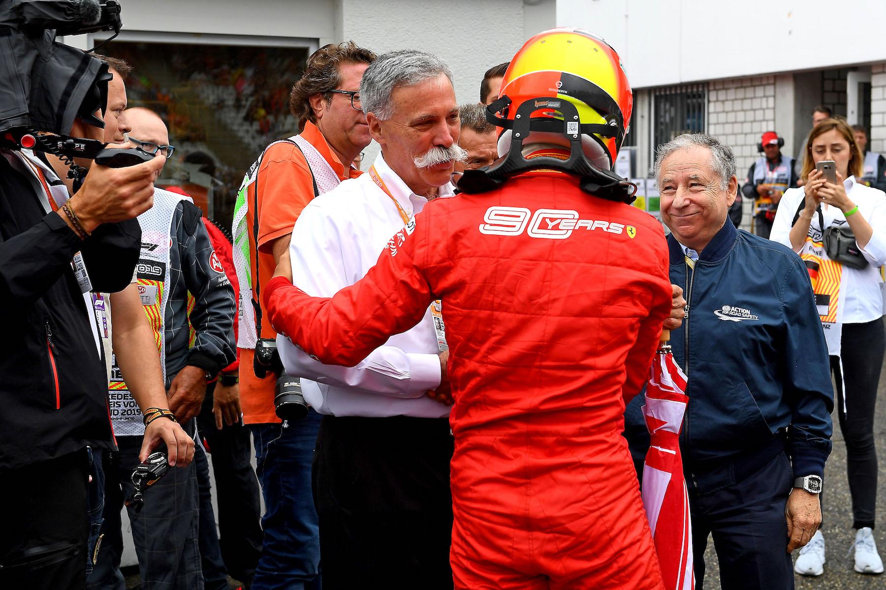 2019 Mick Schumacher | Ferrari F2004 | 2019 German GP 14 copy.jpg