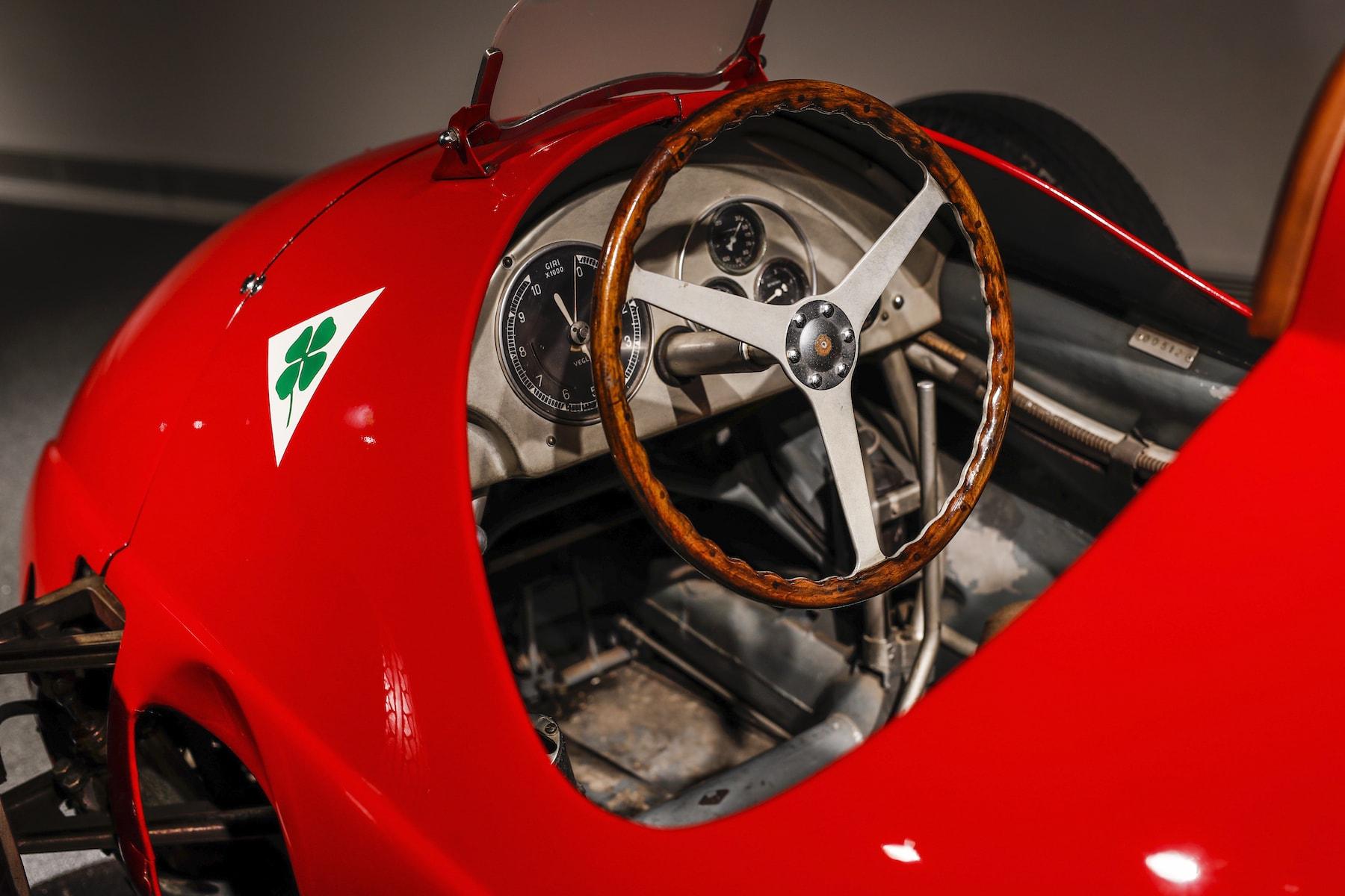 2019 Alfa Romeo at Museo Storico | 2019 Italian GP 1.jpg