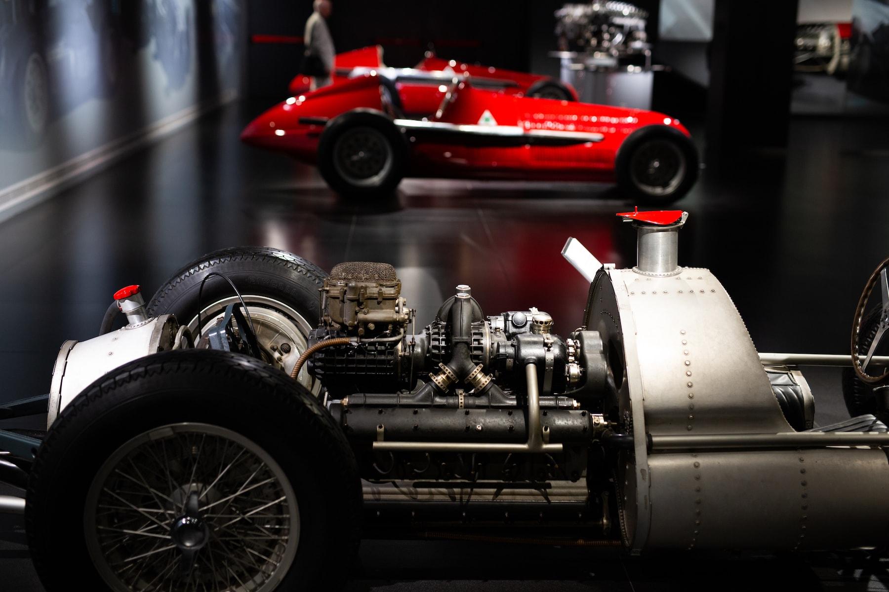 2019 Alfa Romeo at Museo Storico | 2019 Italian GP 3.jpg
