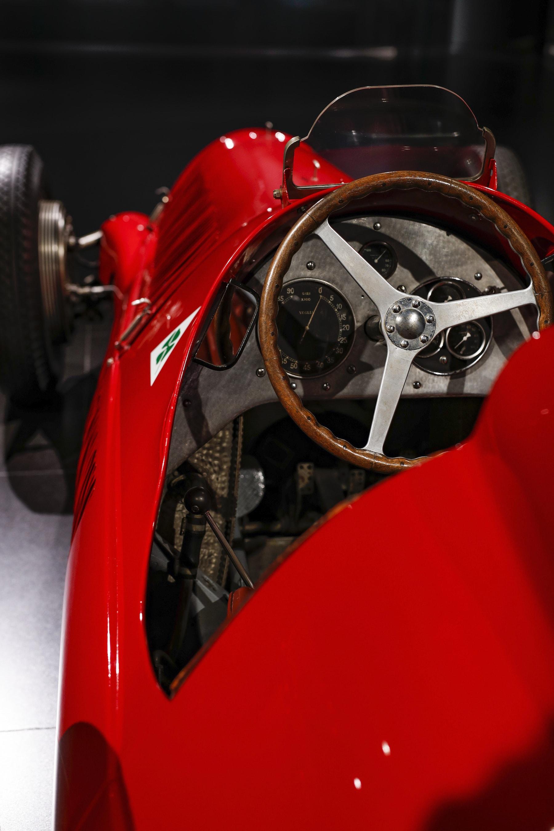 2019 Alfa Romeo at Museo Storico | 2019 Italian GP 8.jpg
