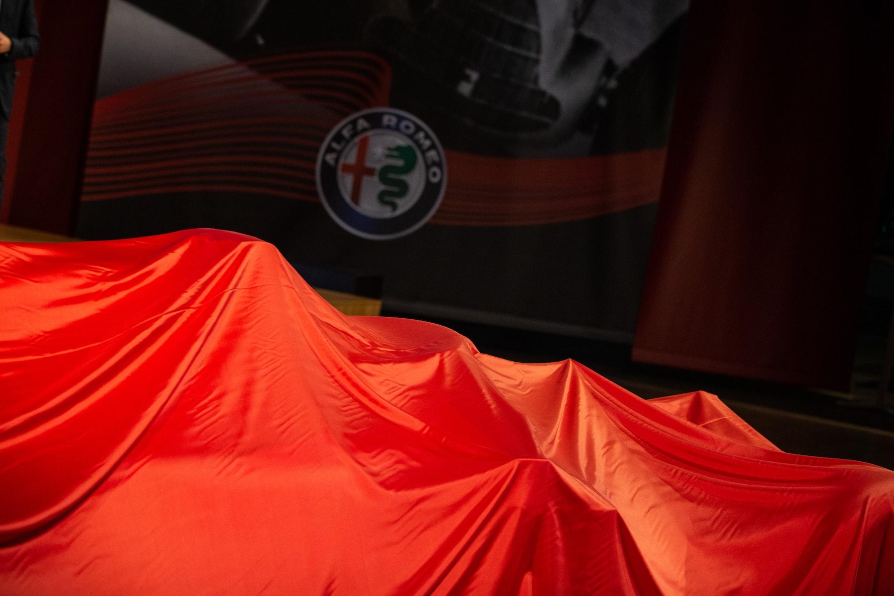2019 Alfa Romeo at Museo Storico | 2019 Italian GP 10.jpg