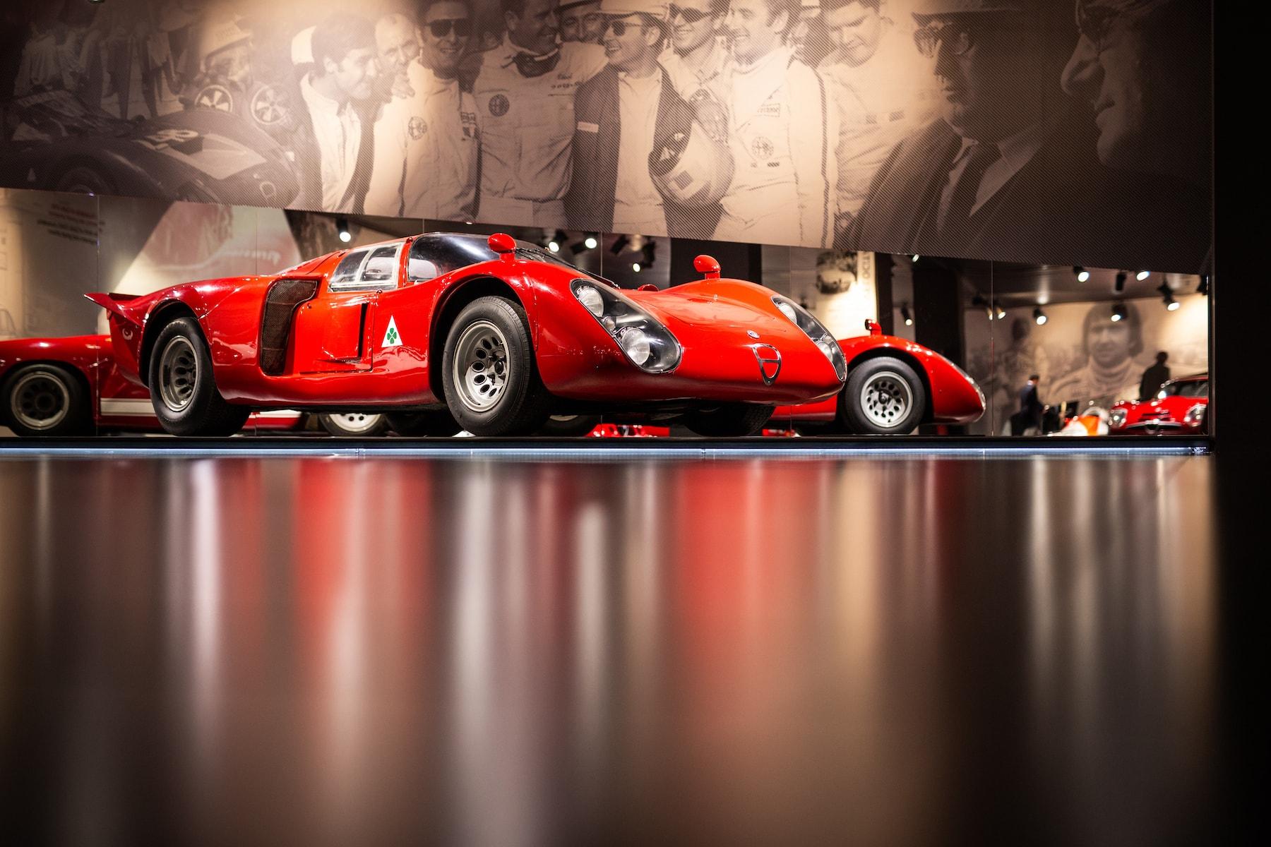2019 Alfa Romeo at Museo Storico | 2019 Italian GP 11.jpg