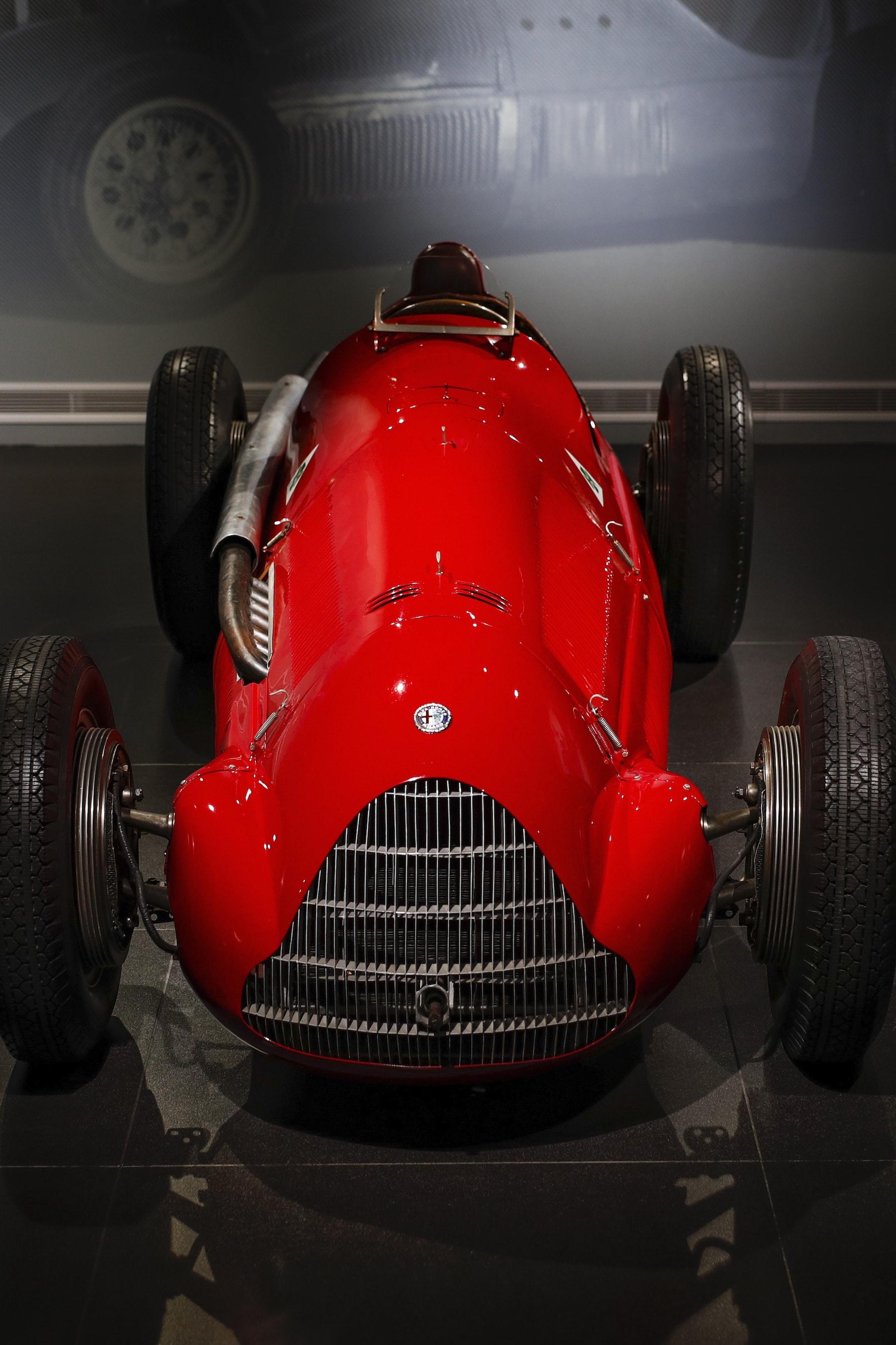2019 Alfa Romeo at Museo Storico | 2019 Italian GP 14.jpg