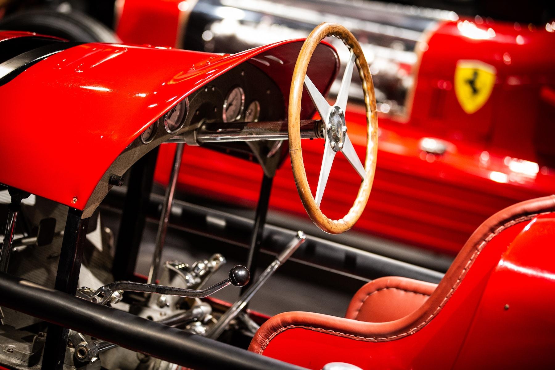 2019 Alfa Romeo at Museo Storico | 2019 Italian GP 15.jpg