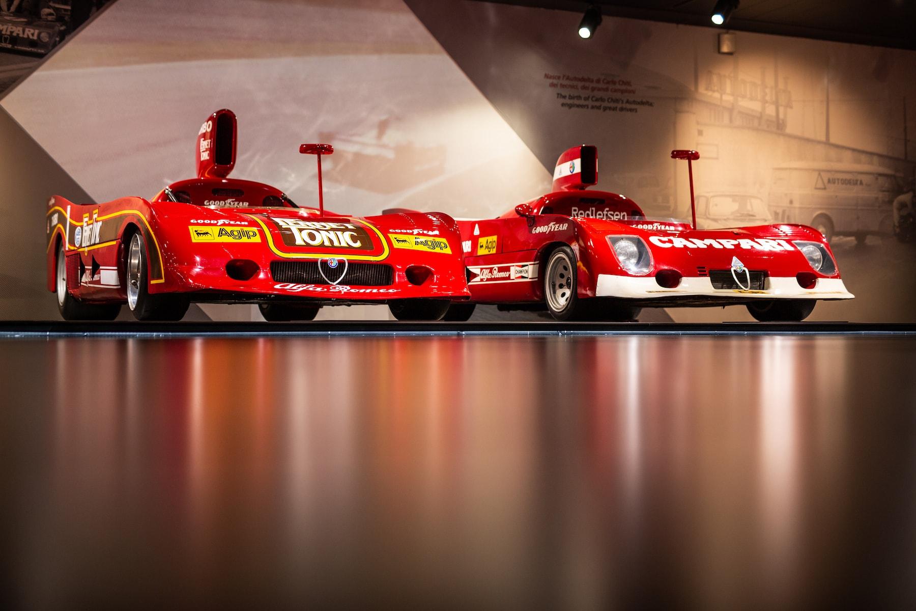 2019 Alfa Romeo at Museo Storico | 2019 Italian GP 16.jpg
